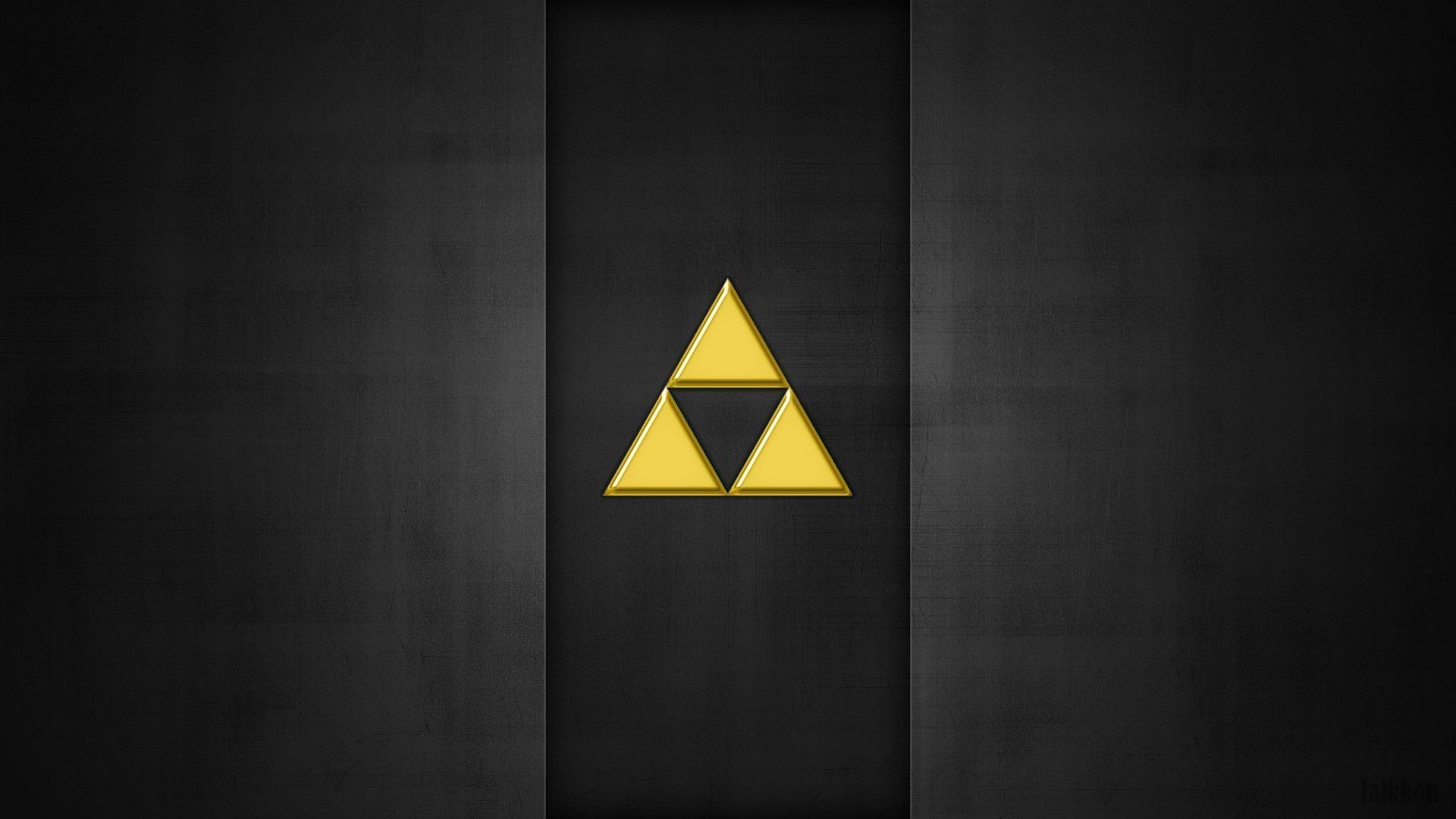 Triforce HD Wallpaper