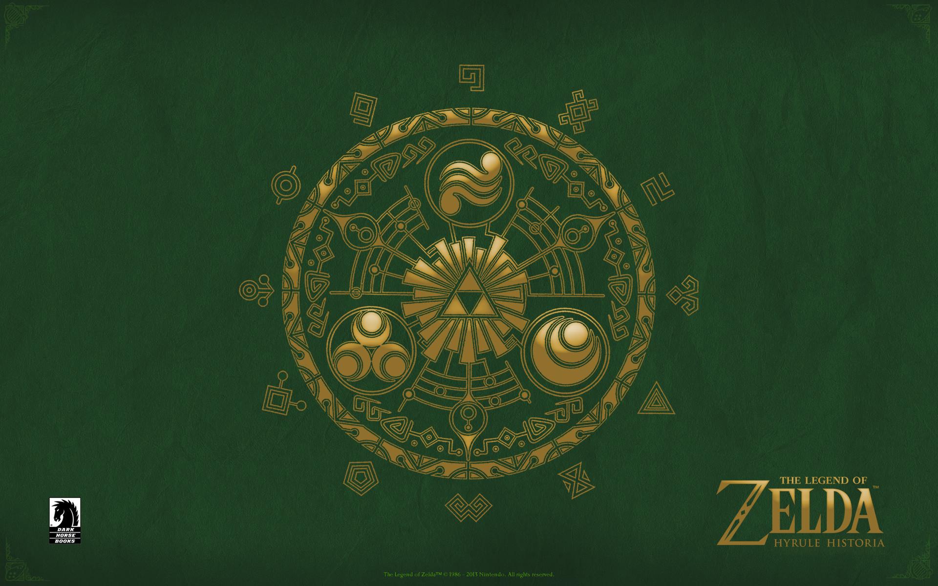 The Legend of Zelda :: Desktops :: Dark Horse Comics