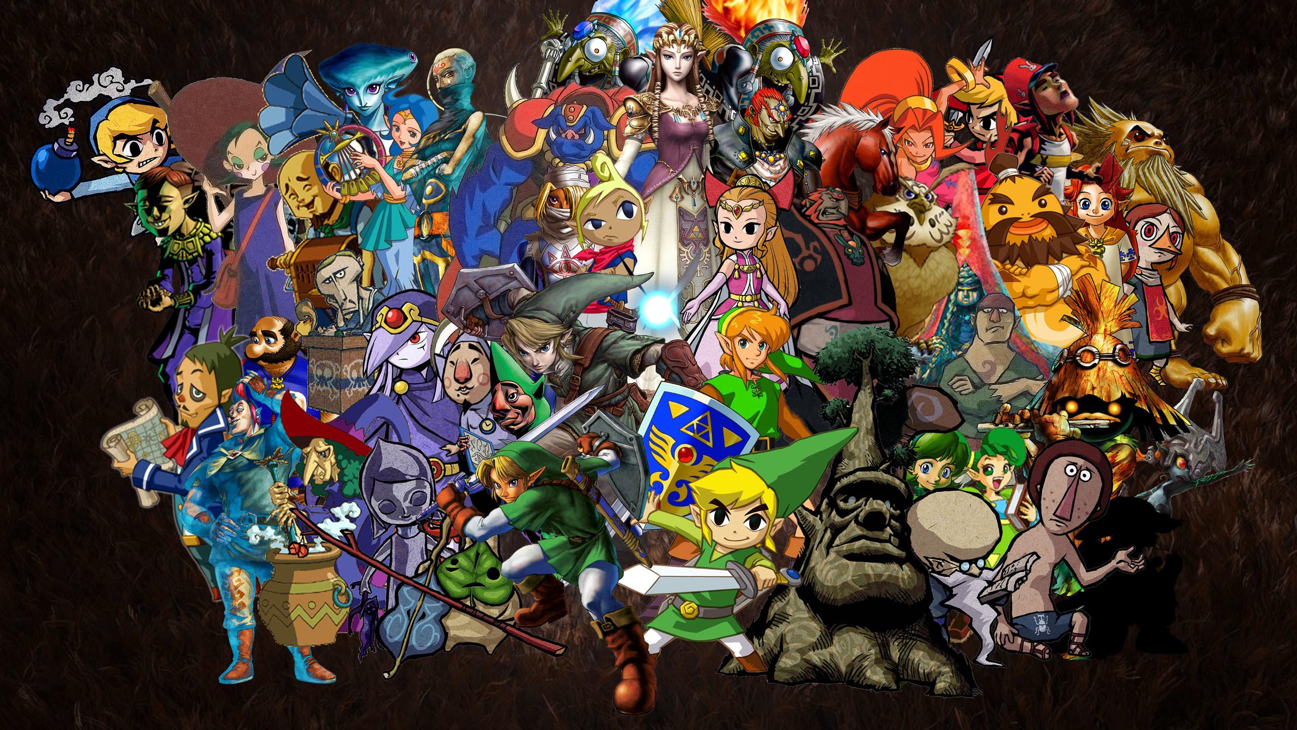 The Legend Of Zelda Wallpapers Wallpapers) – HD Wallpapers