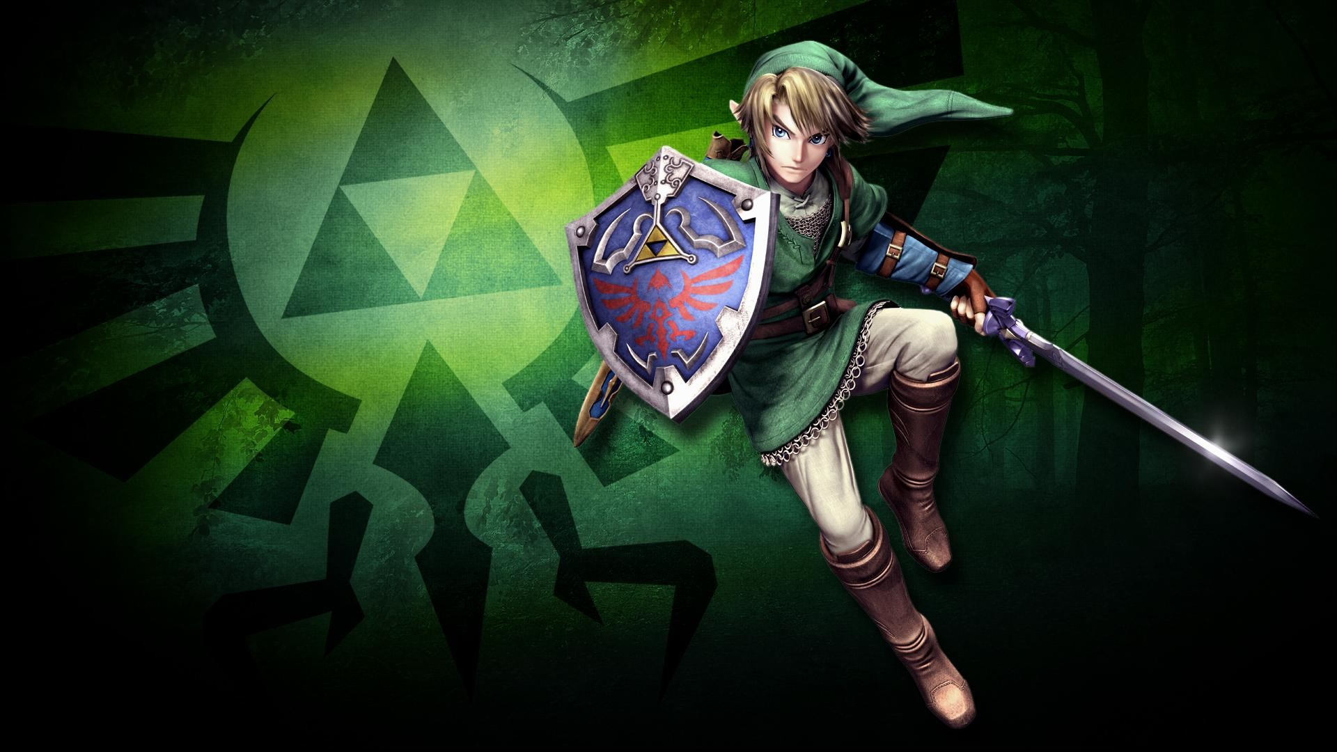 Triforce-Background-Free-Download