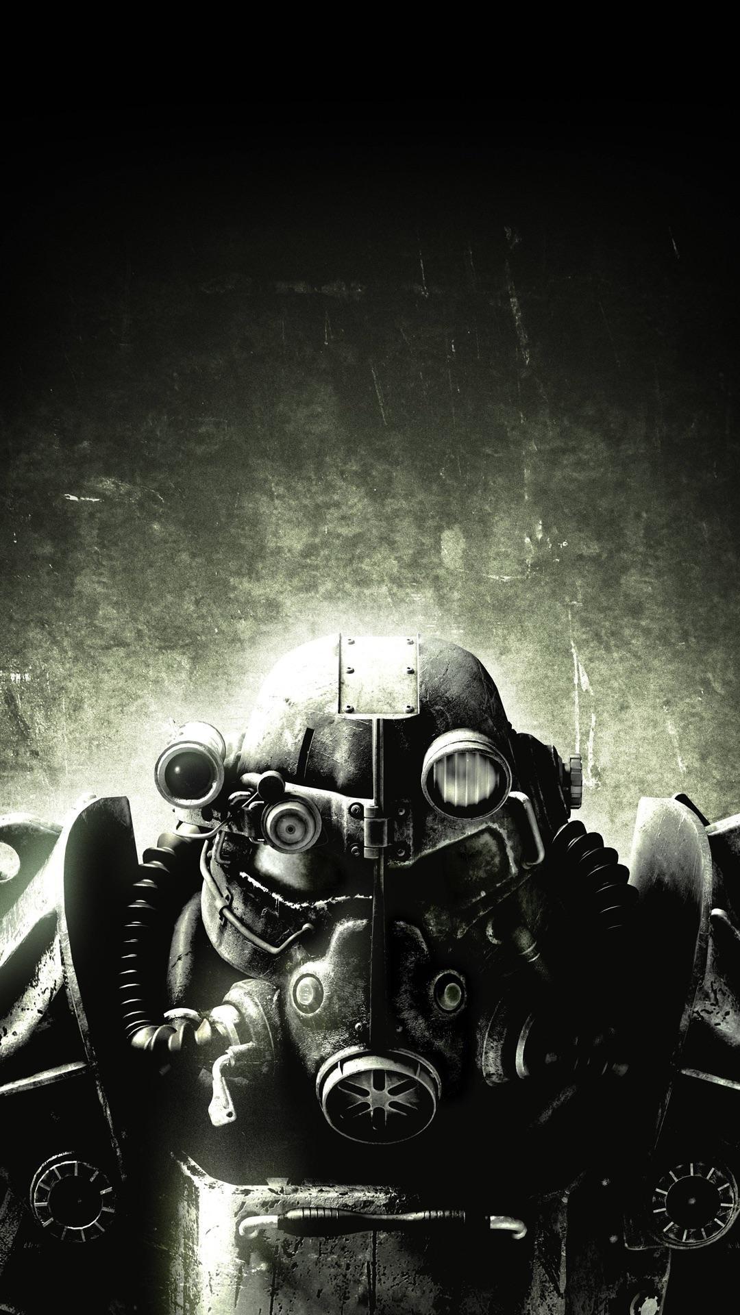 Fallout 3 phone wallpaper …