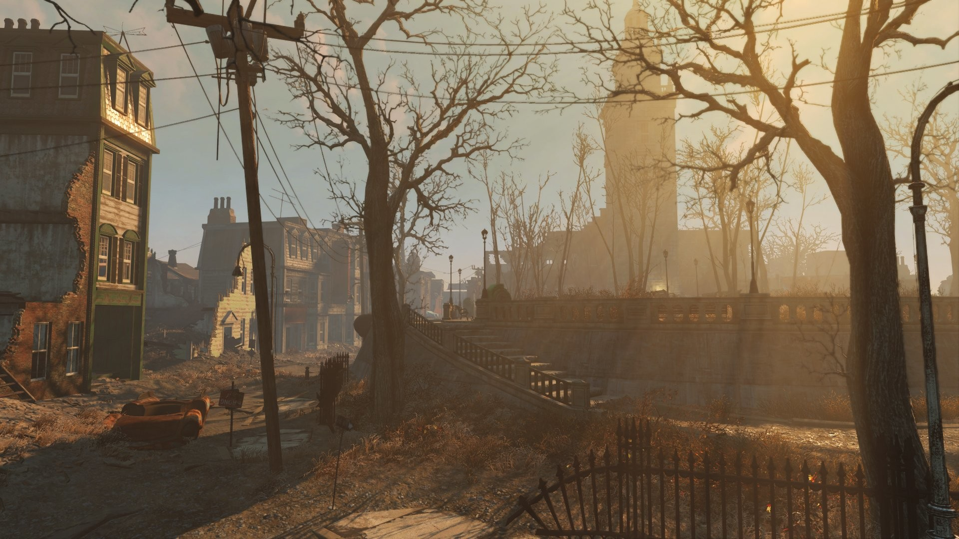HD Wallpaper   Background ID:656973. Video Game Fallout 4