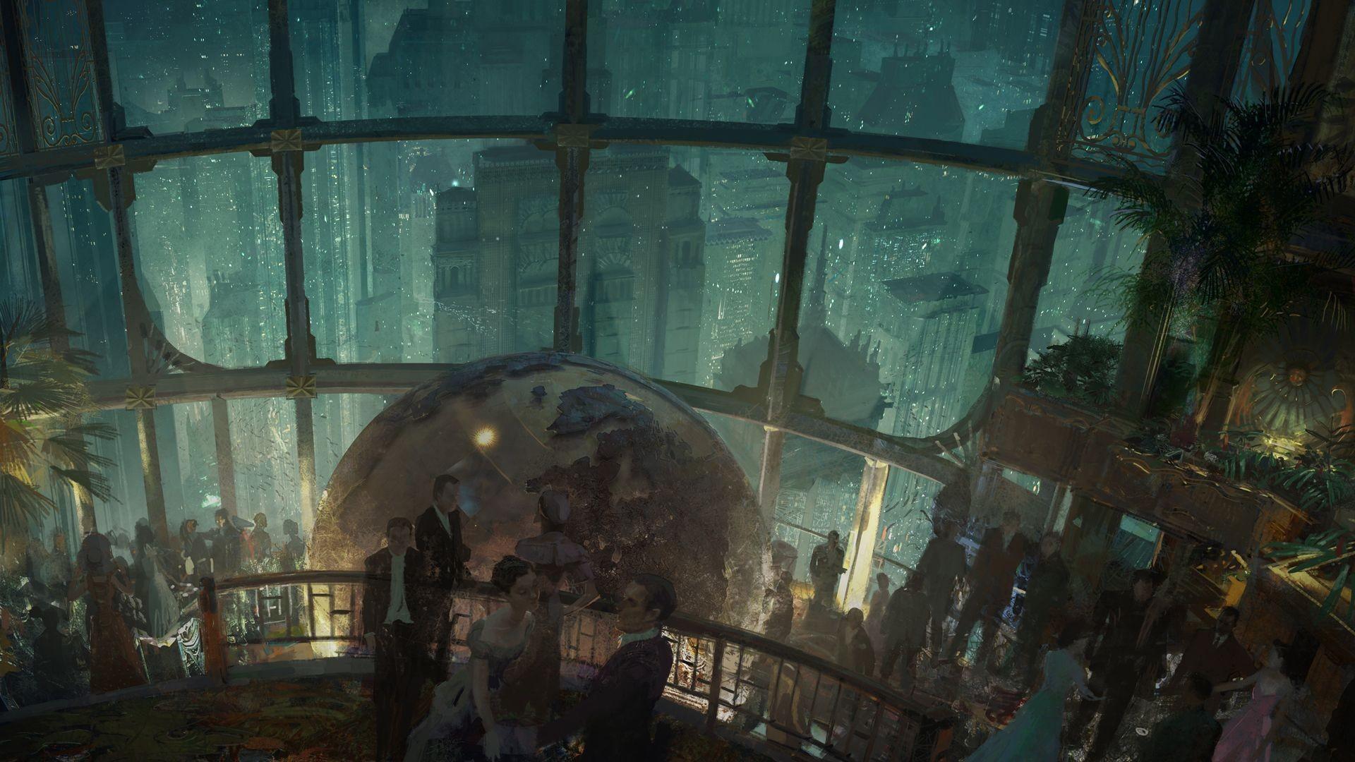 BioShock Rapture Wallpapers First HD Wallpapers