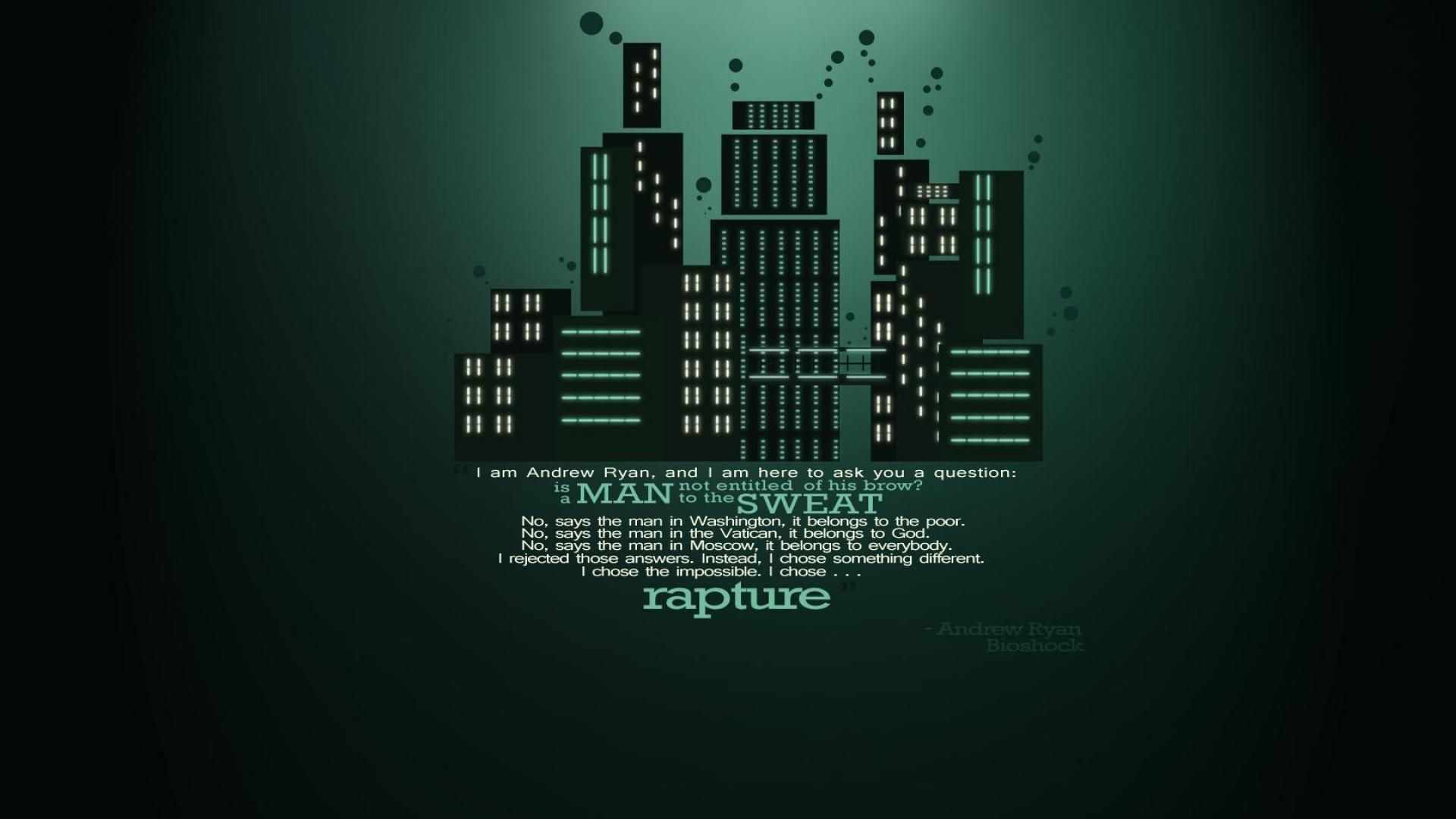 BioShock Rapture Wallpaper