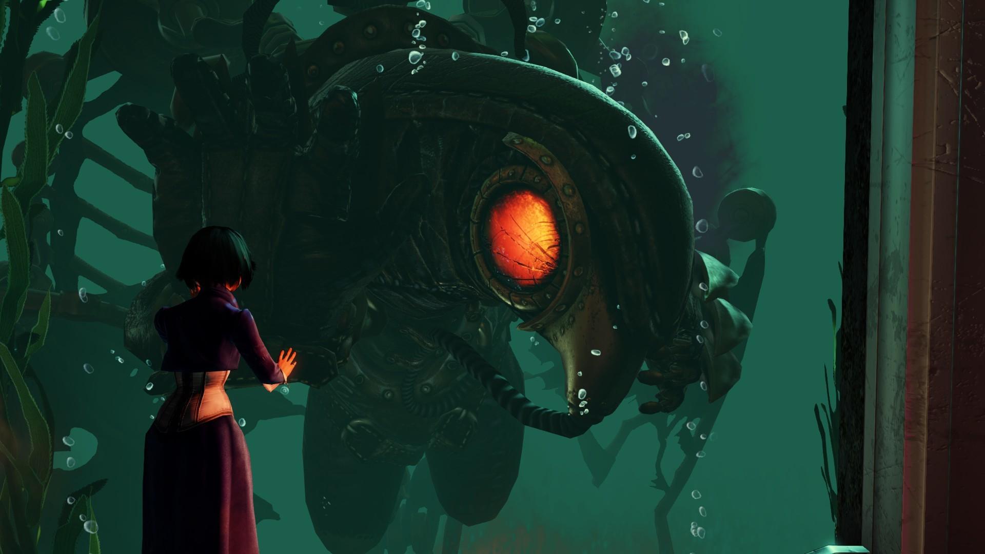 BioShock Infinite Songbird, bioshock infinite songbird wallpaper .
