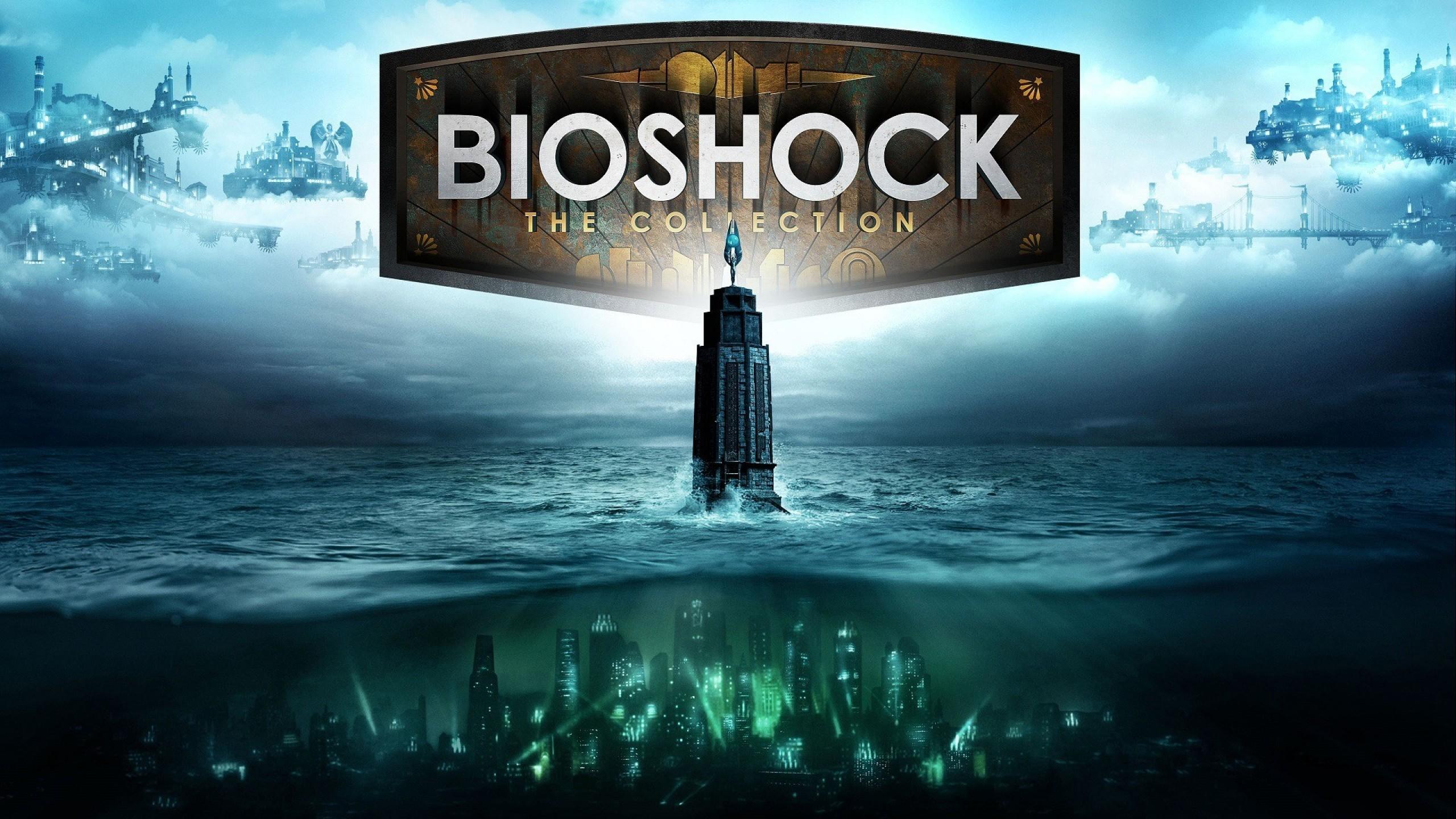 Bioshock, Rapture, Columbia, Underworld