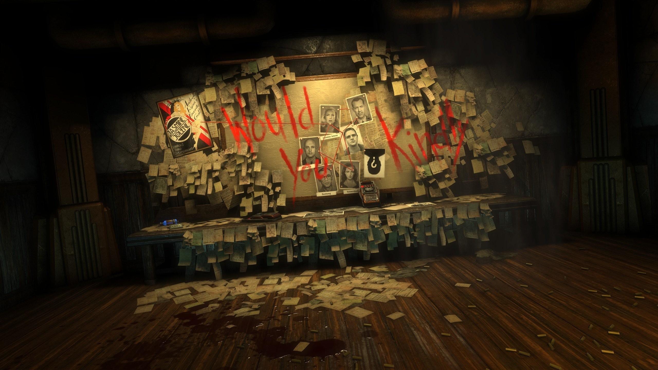 Excellent Bioshock Rapture BioShock Novel HD Wallpaper x | HD Wallpapers |  Pinterest | Bioshock rapture, Bioshock and Wallpaper