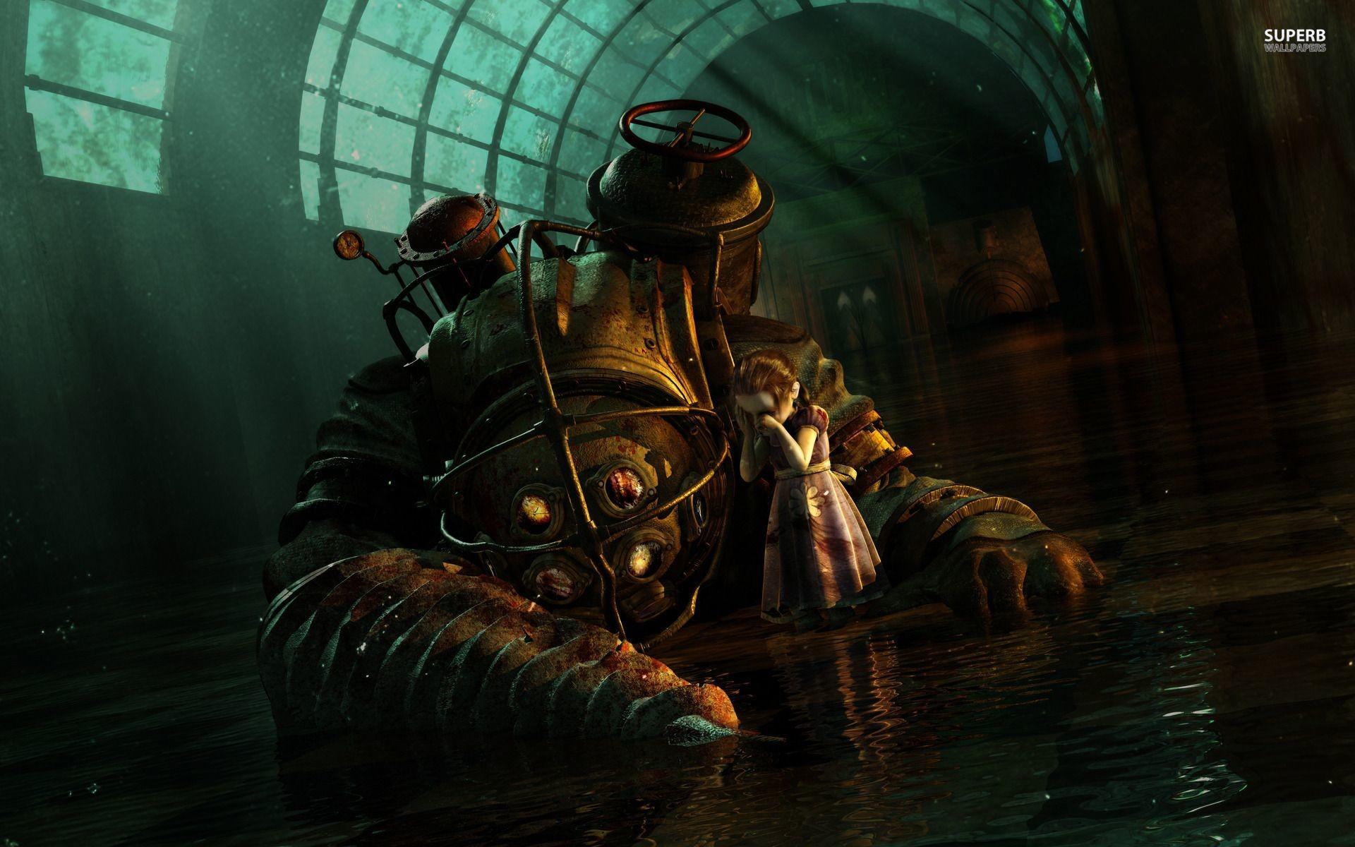 Wallpaper BioShock