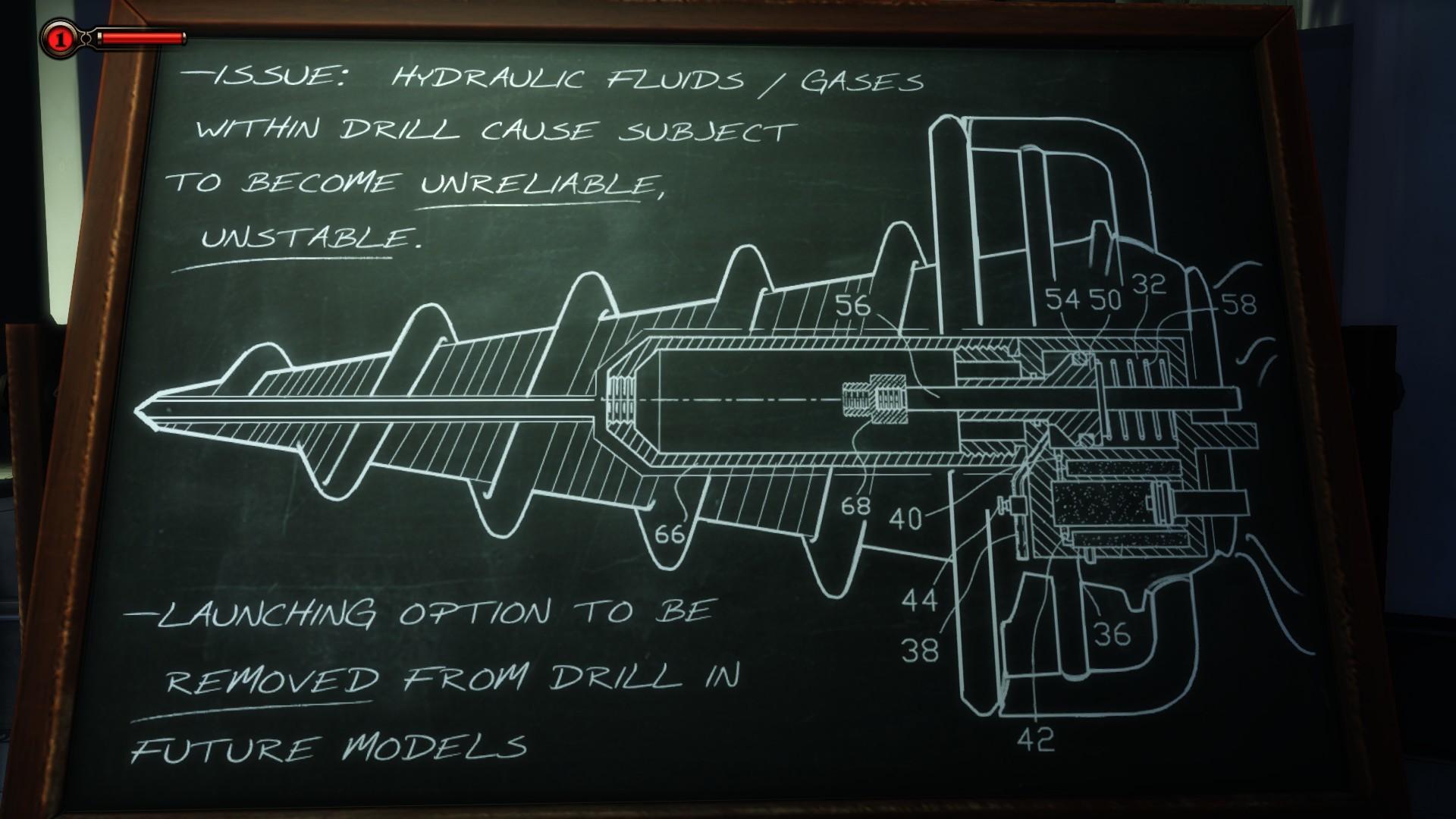 Video Game – BioShock Infinite: Burial at Sea Book Elizabeth (Bioshock  Infinite) Bioshock