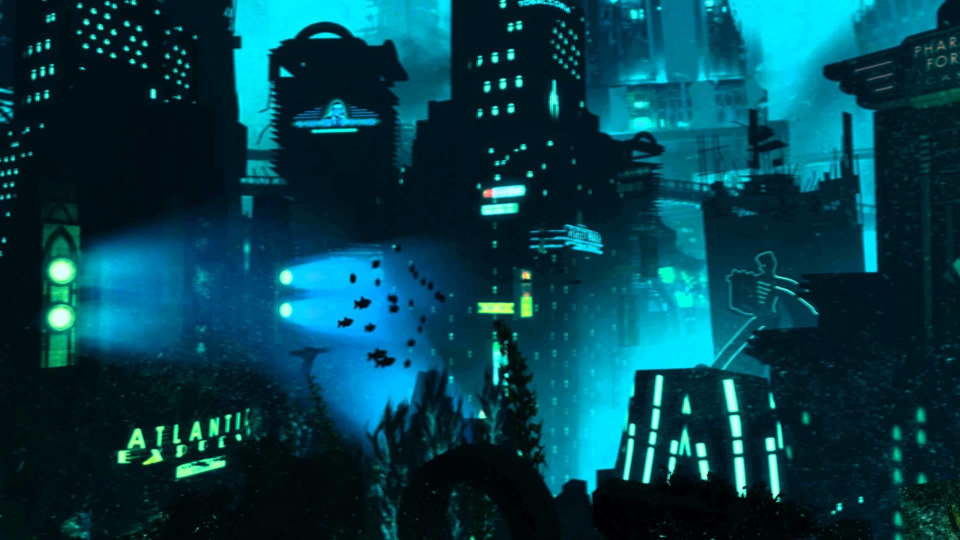 BioShock 2 – Rapture Revisted (4k). Live Wallpaper Master