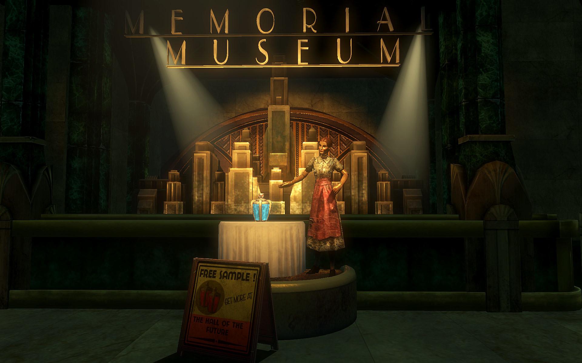 Rapture Memorial Museum