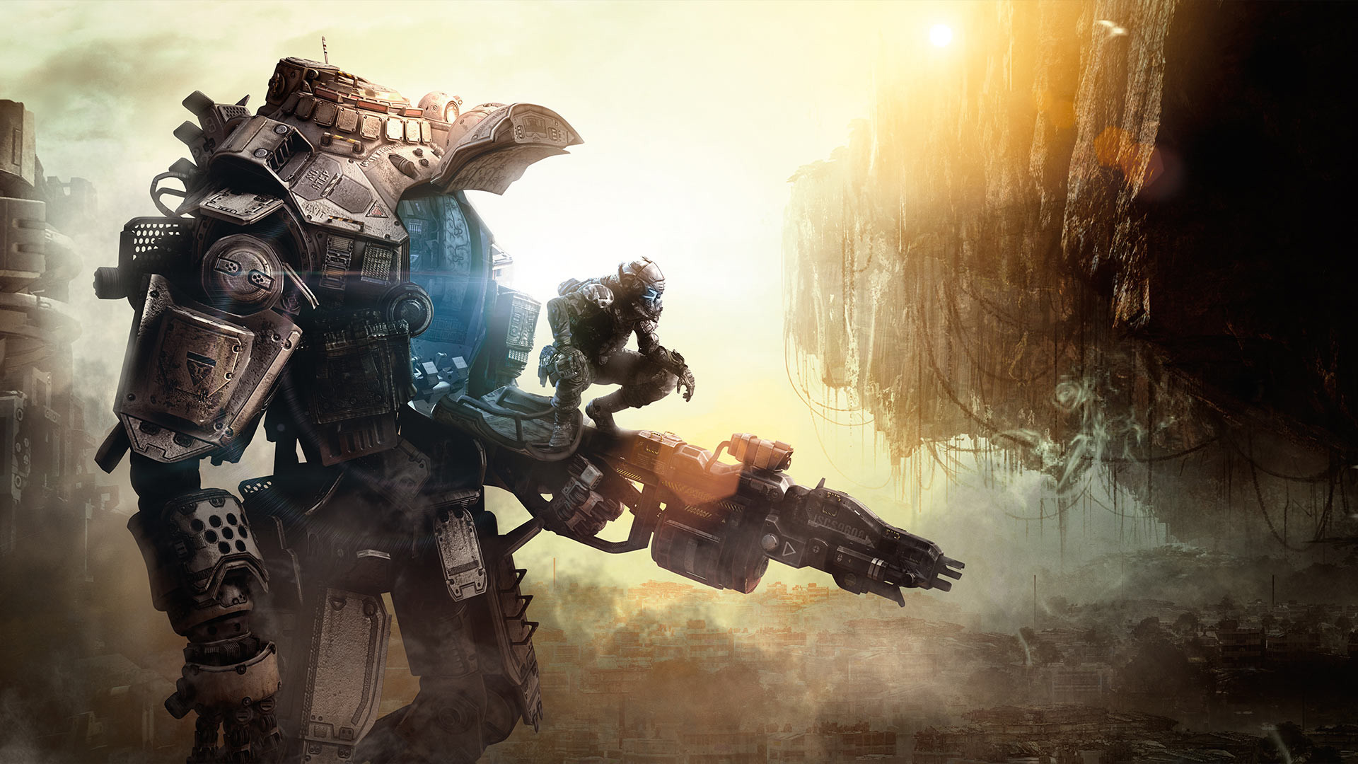 HD Wallpaper | Background ID:418993. Video Game Titanfall