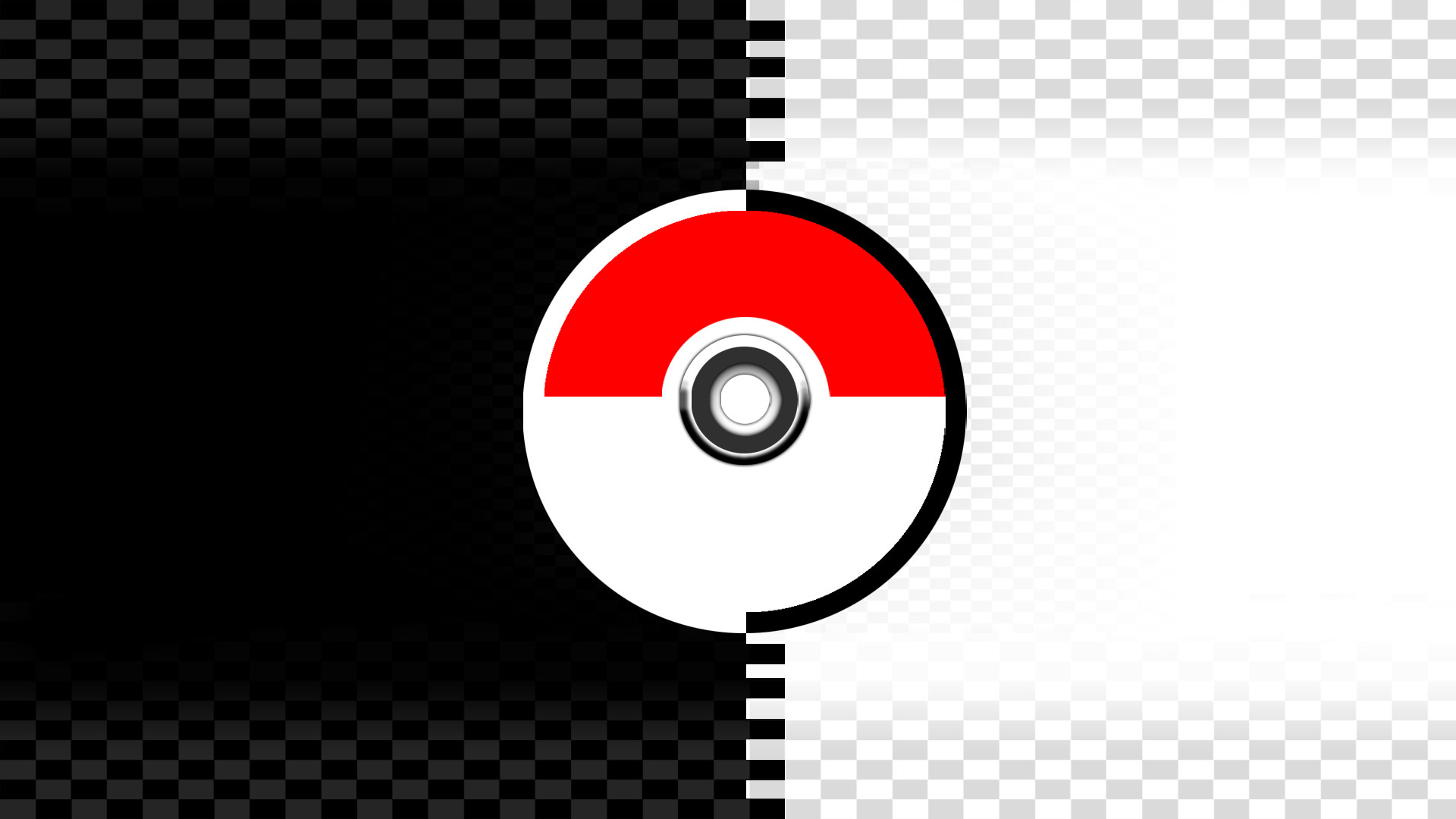 Pokemon Black And White Wallpaper.