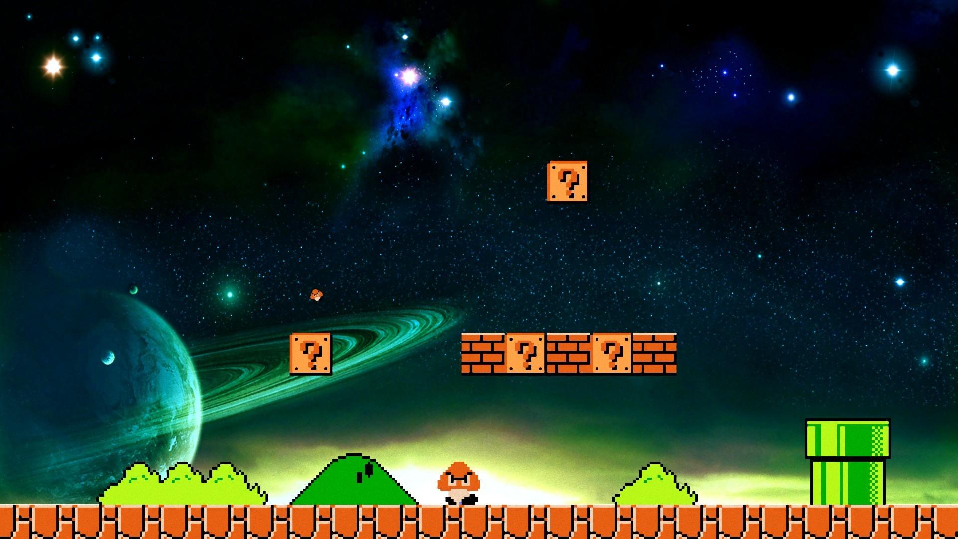 … HD Super Mario Wallpapers Pixels Talk