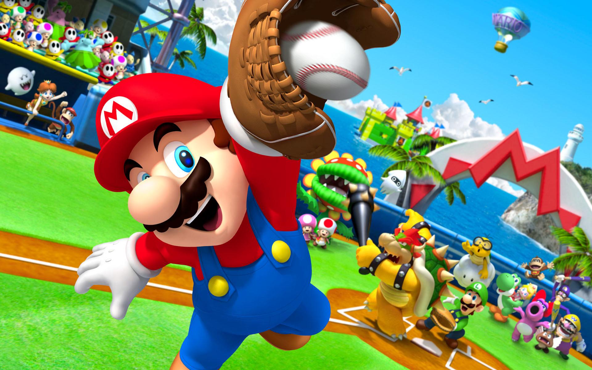 HD Super Mario Wallpapers | PixelsTalk.Net