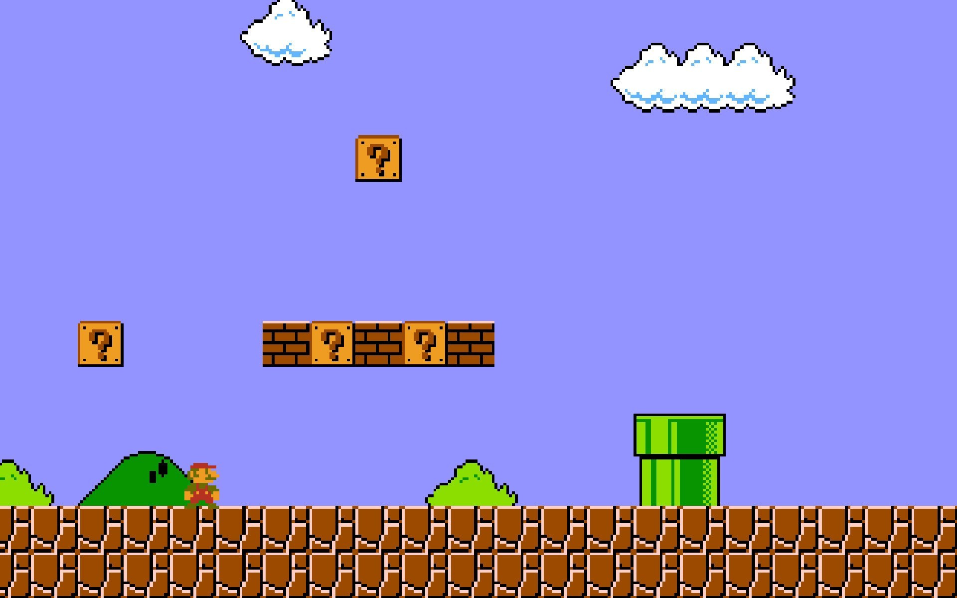 1920x1200px super mario bros hd wallpaper by Lovell Bishop