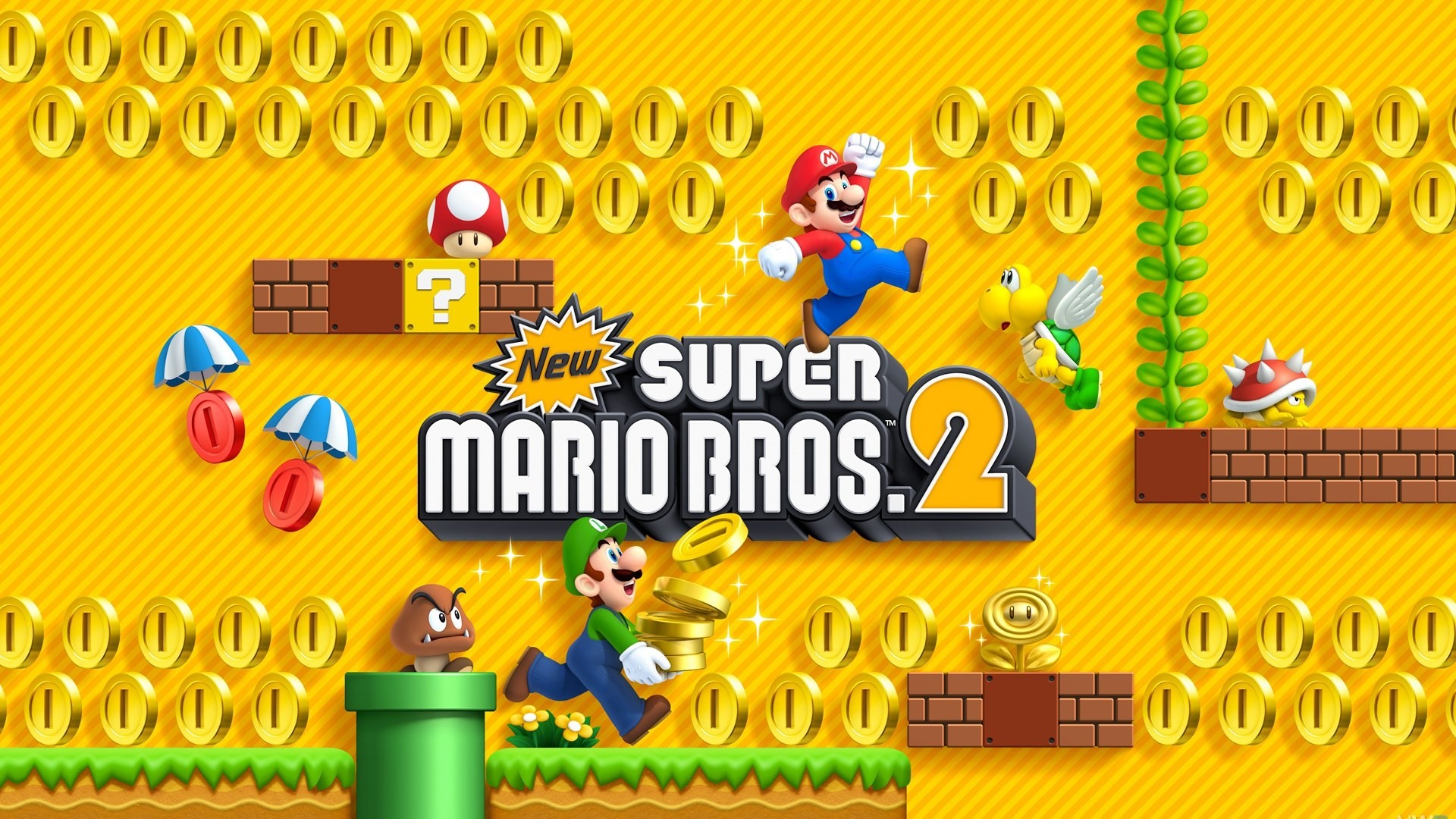 2017-03-23 – new super mario bros_ 2 picture – Full HD Wallpapers