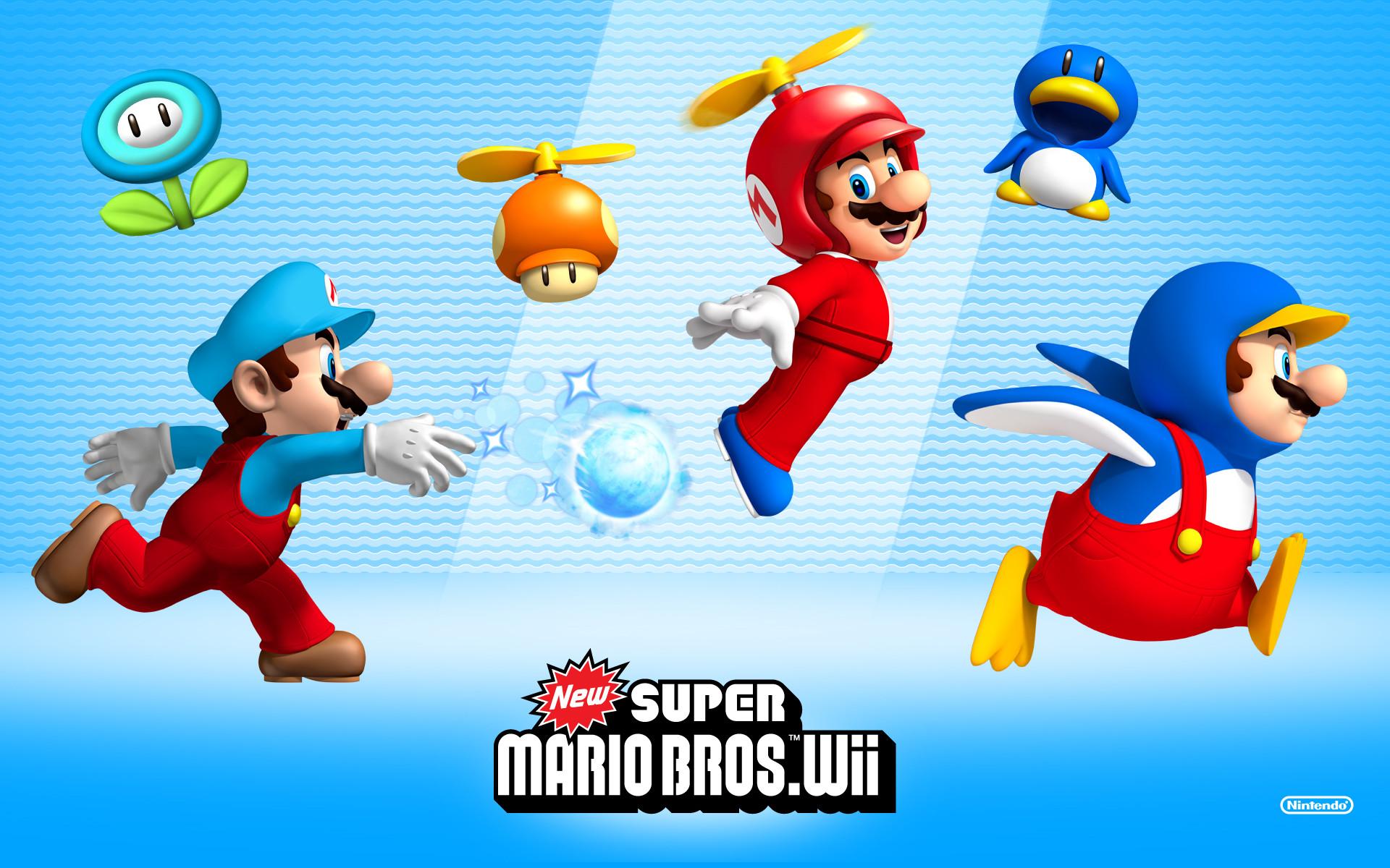 Video Games Wallpaper Set 2 (Nintendo)