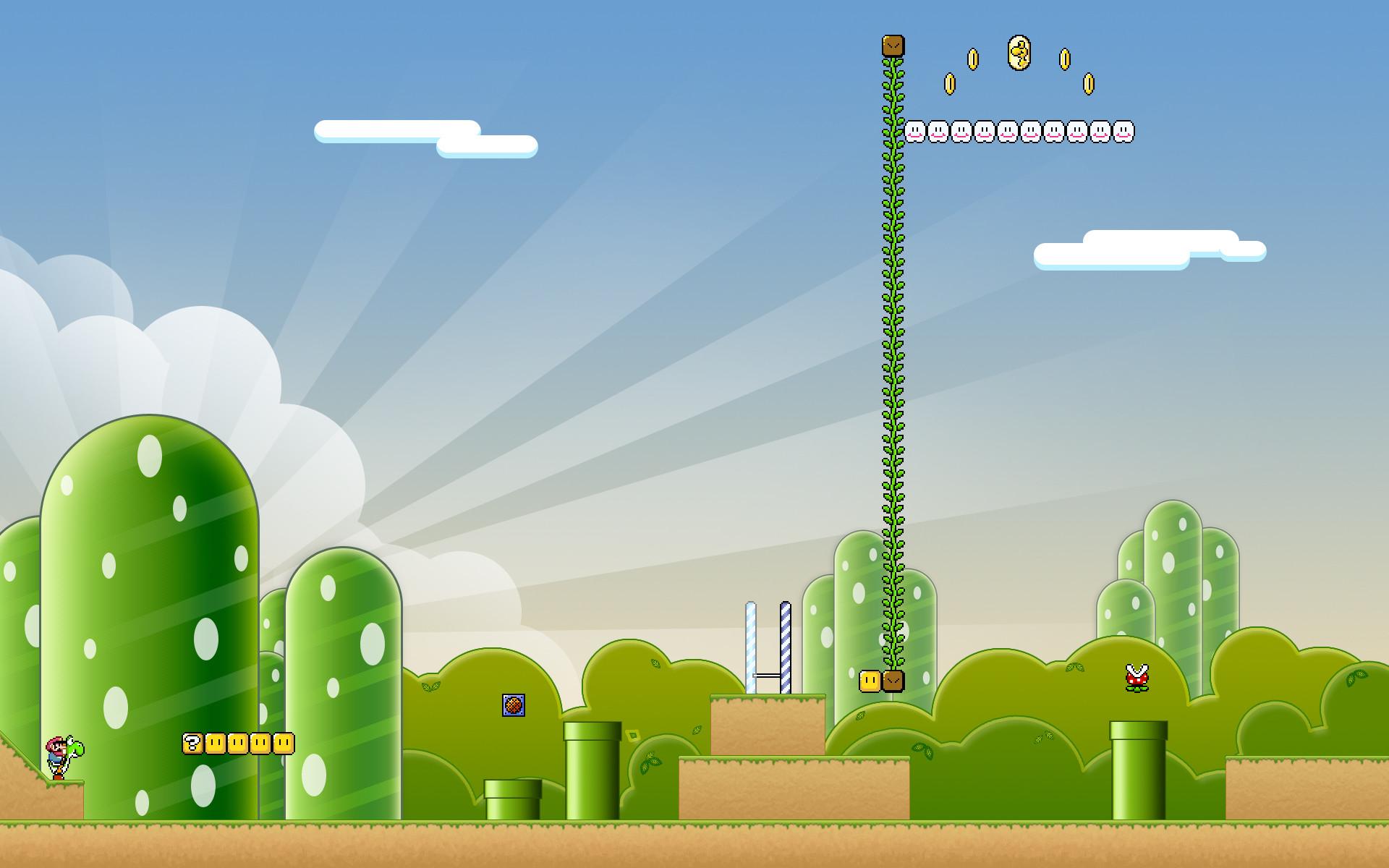 Super Mario Wallpaper | HD Wallpapers | Pinterest | Mario and Wallpaper