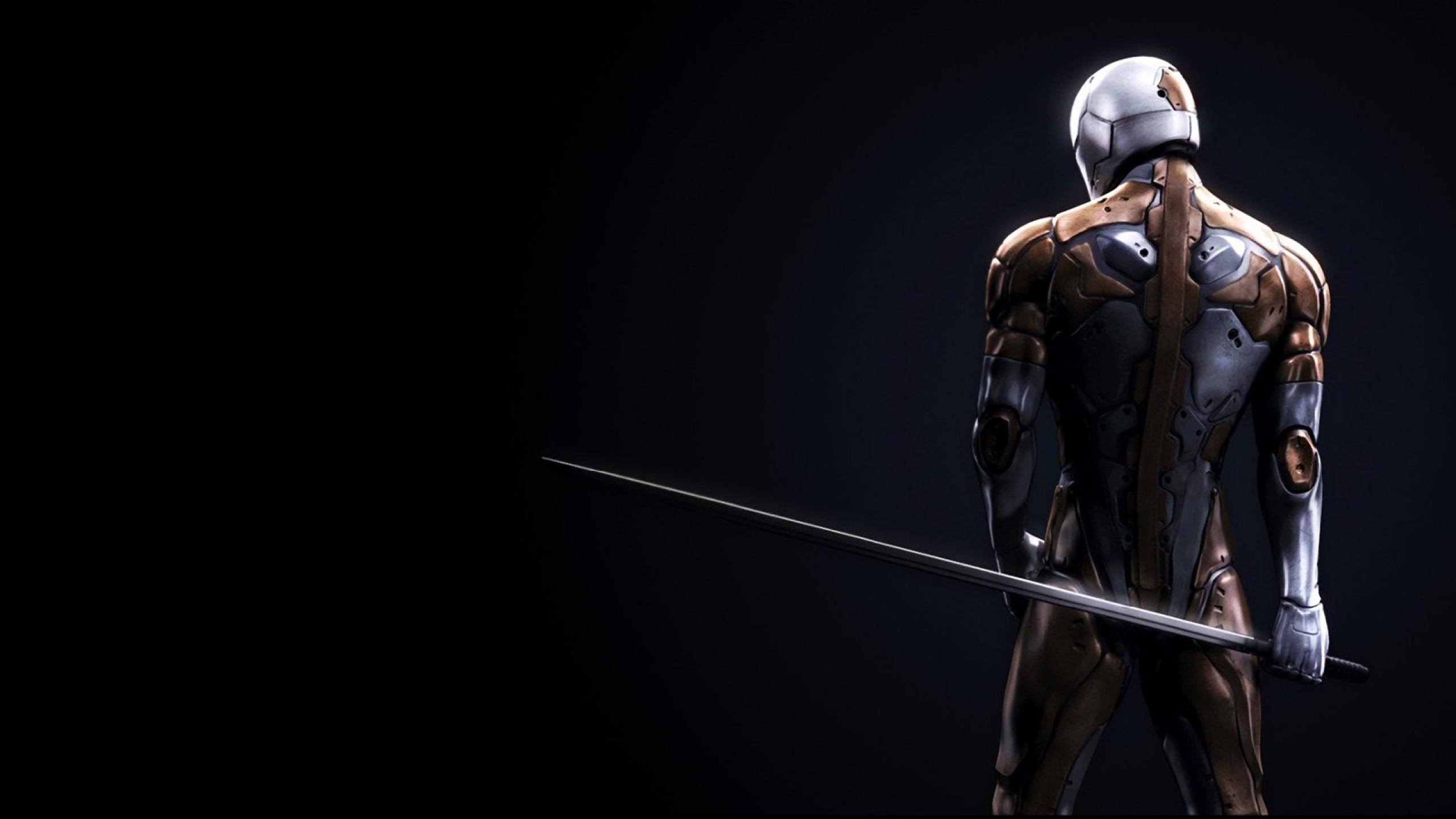 Report RSS Metal Gear Solid- Grey Fox Wallpaper (view original)