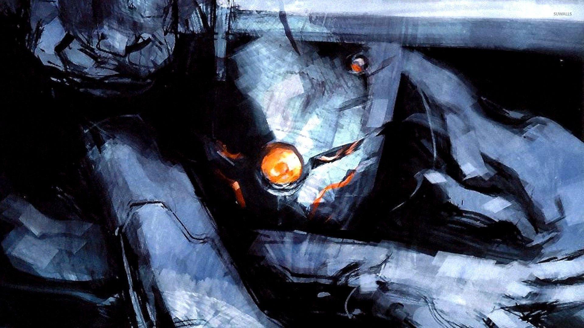 Gray Fox – Metal Gear Solid wallpaper jpg