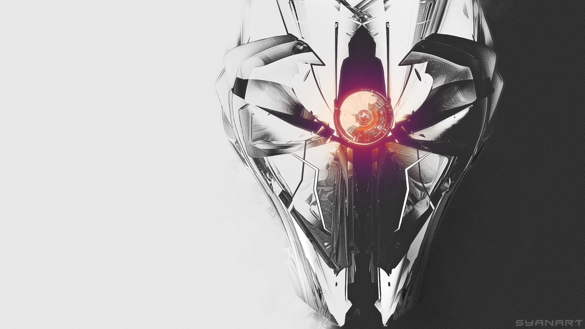 1920×1080 px. Metal gear solid gray fox Syanart special tribute, this  wallpaper …