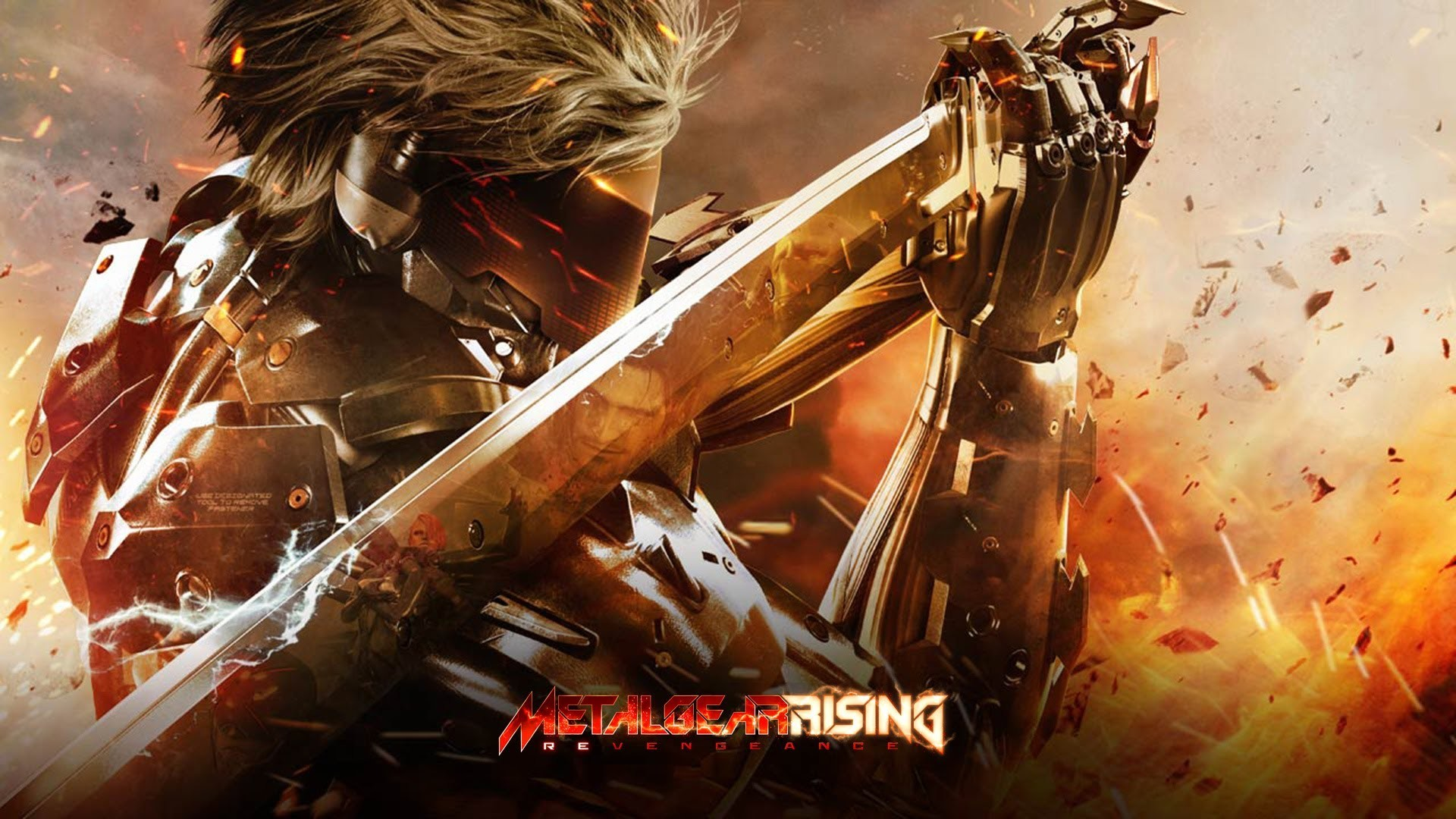 Metal Gear Rising: Revengeance – Gray Fox Skin and FOX Blade