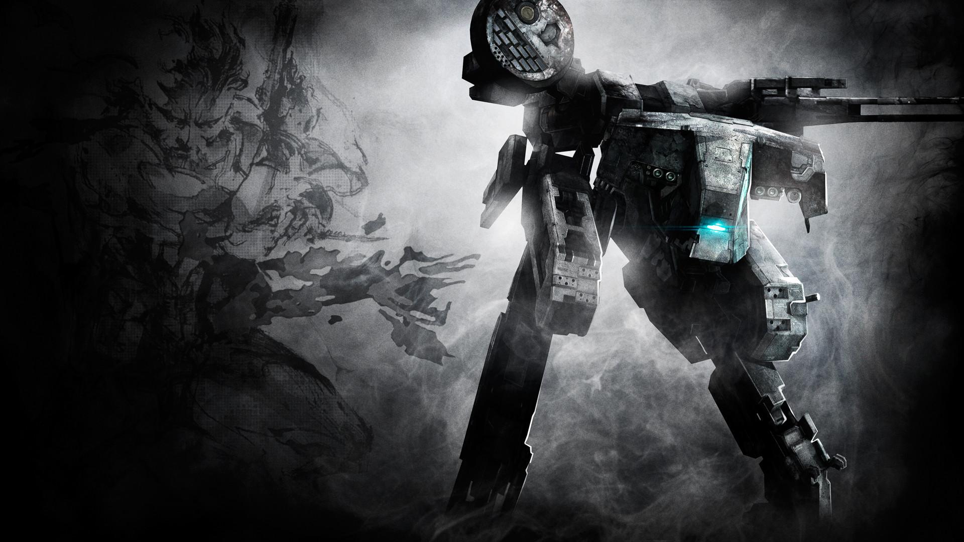 Metal Gear Solid 1920×1080