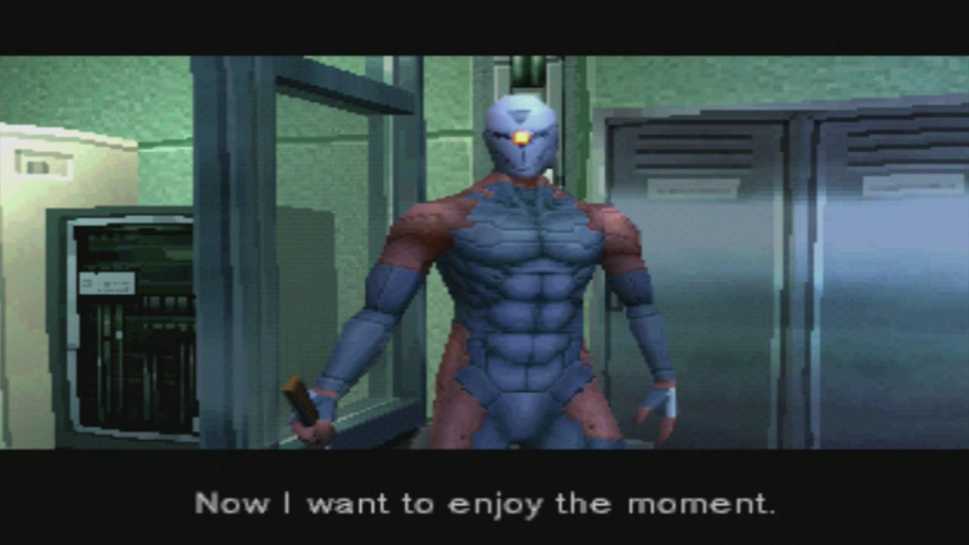 Metal Gear Solid (PS1) – Walkthrough Part 6 – Gray Fox