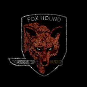 Metal Gear Gray Fox