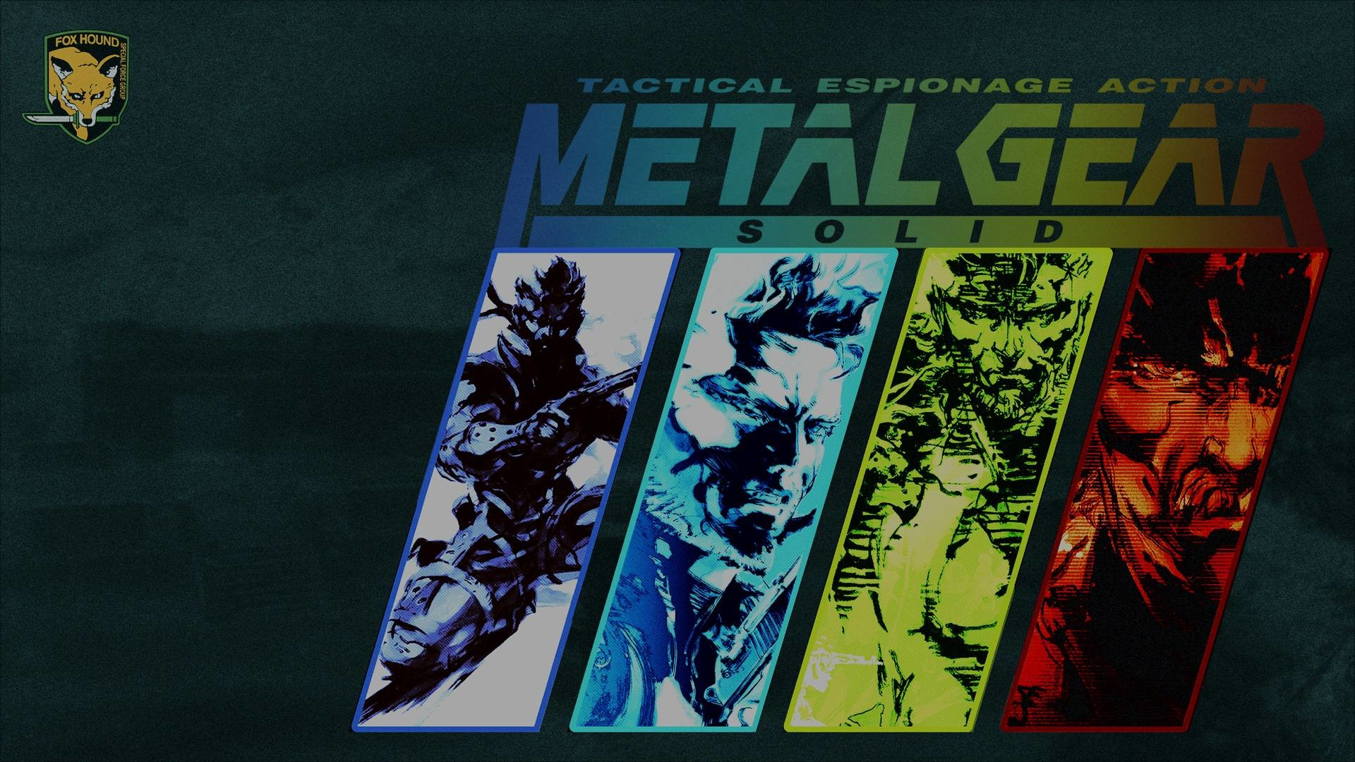 metal gear solid one wallpapers – DriverLayer Search Engine