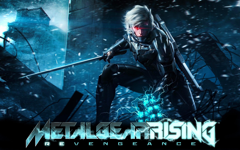 Press Play: Metal Gear Rising: Revengeance