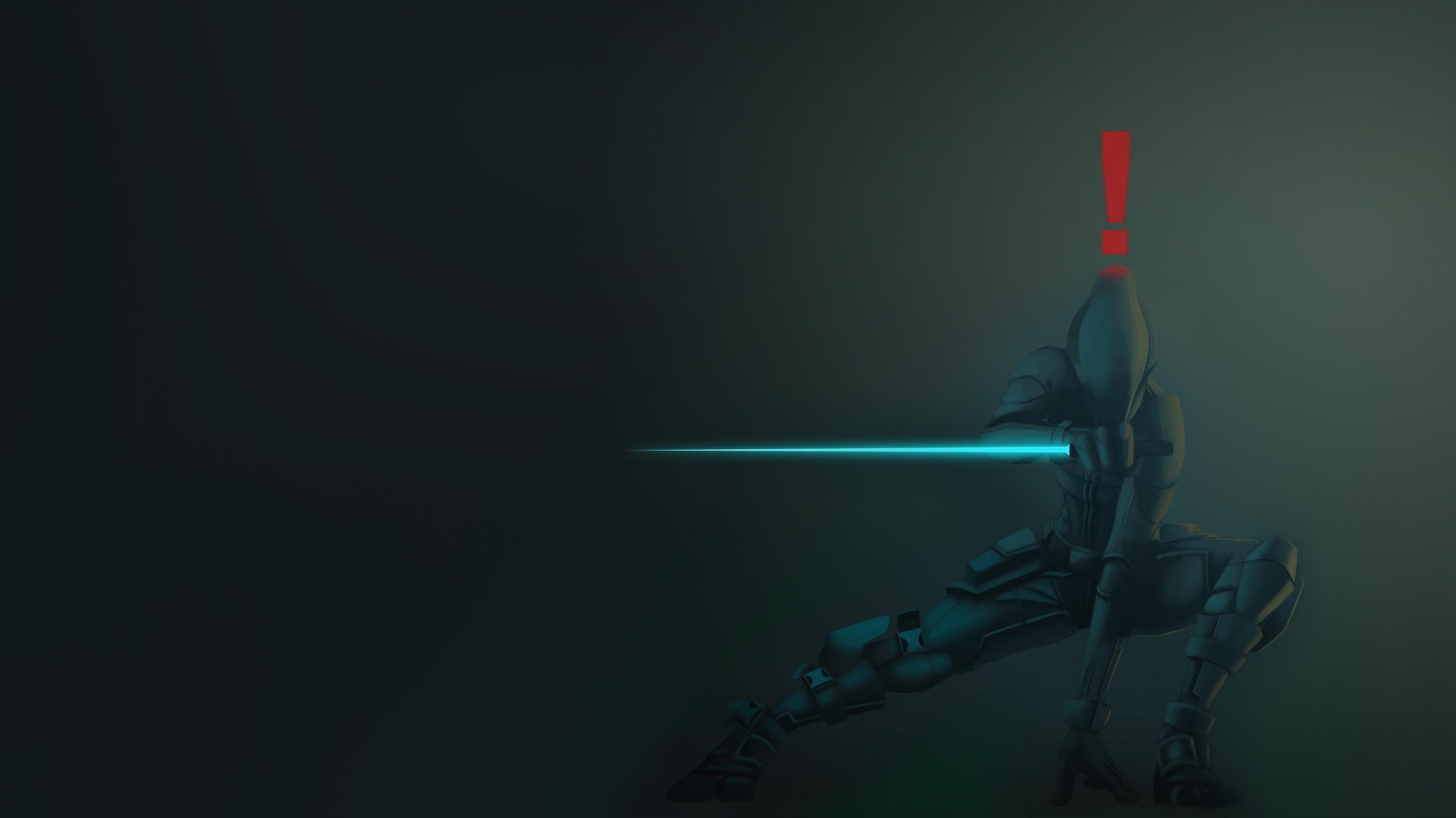 … Borderlands 2 – Zer0 (Metal Gear Solid HUD) by Faziri