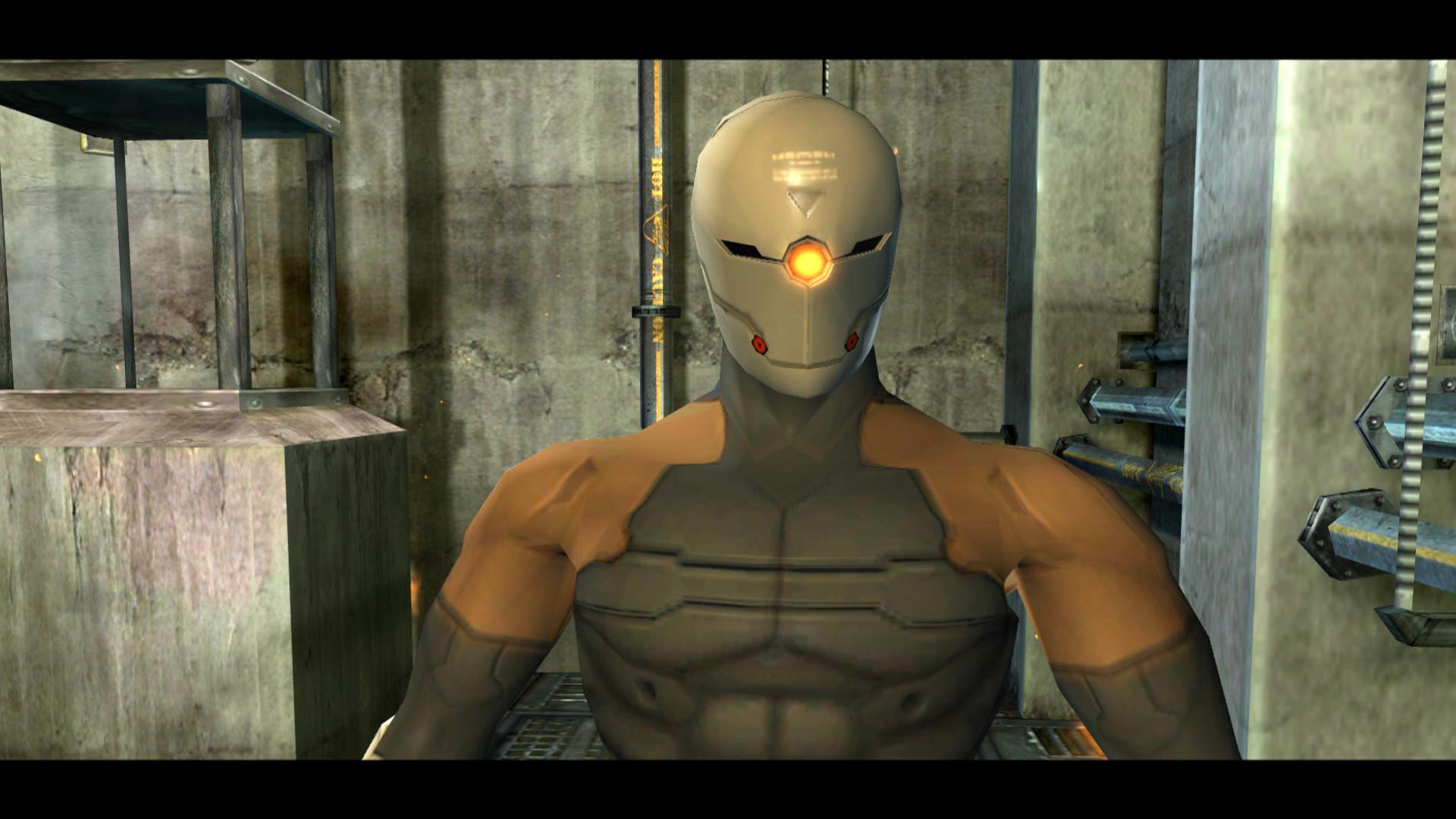 Image – Gray Fox in Twin Snakes.jpg   Metal Gear Wiki   FANDOM powered by  Wikia