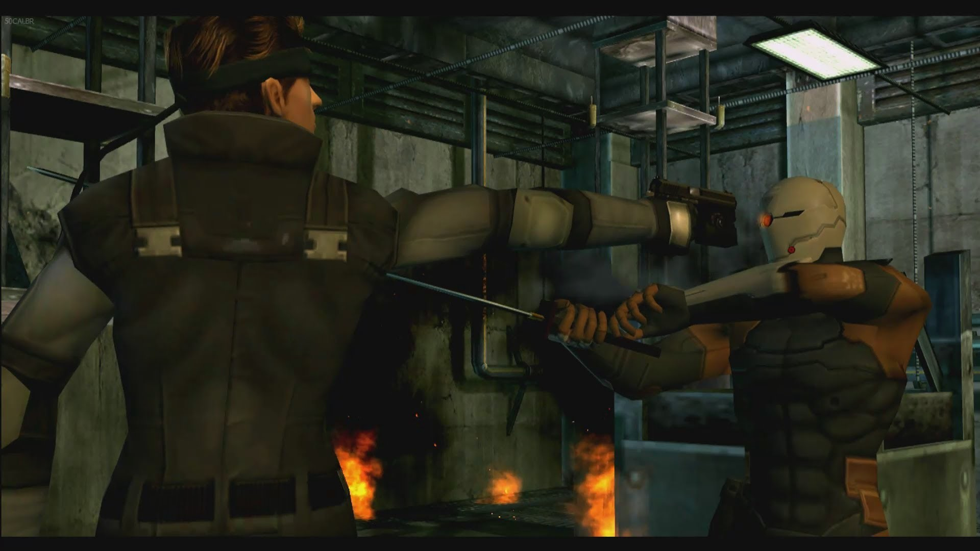 Metal Gear Profiles-David/Solid Snake Part II