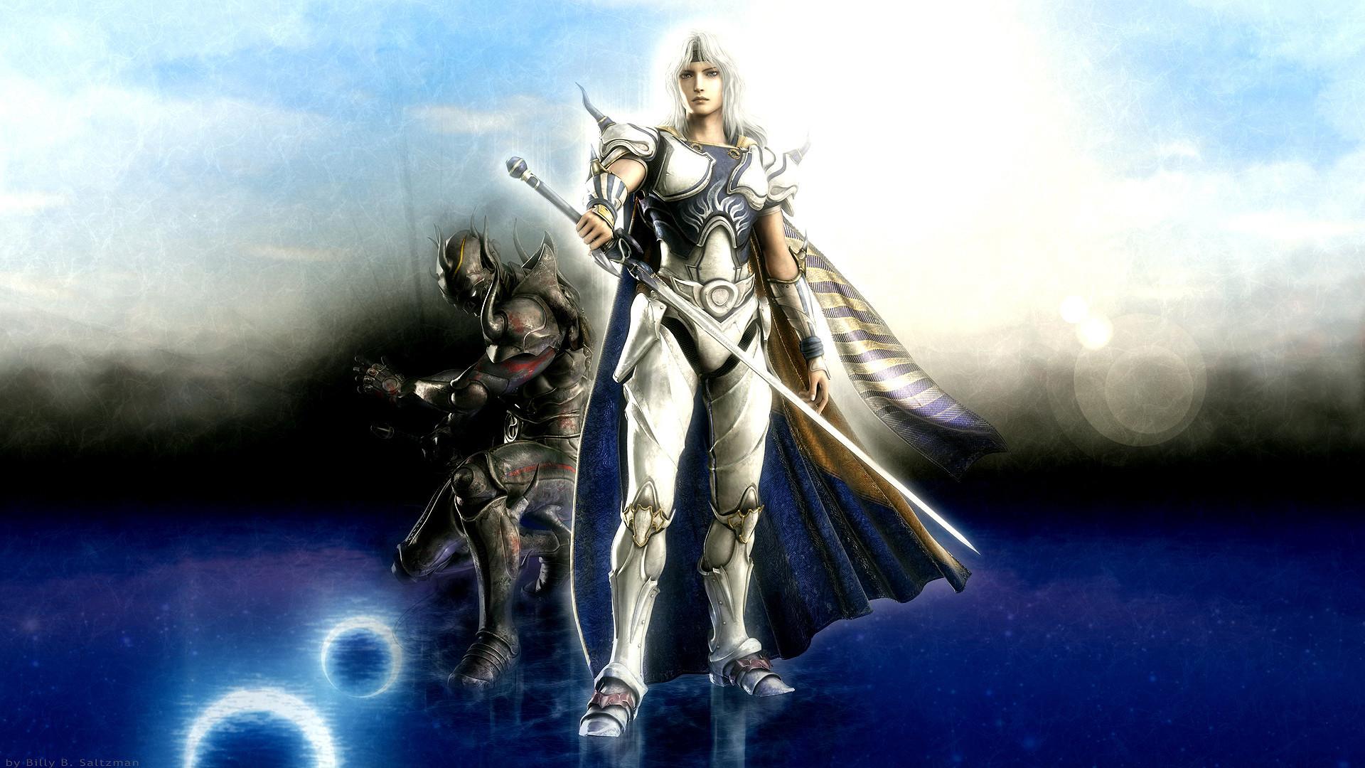… Final Fantasy IV Wallpaper 3 by Billysan291