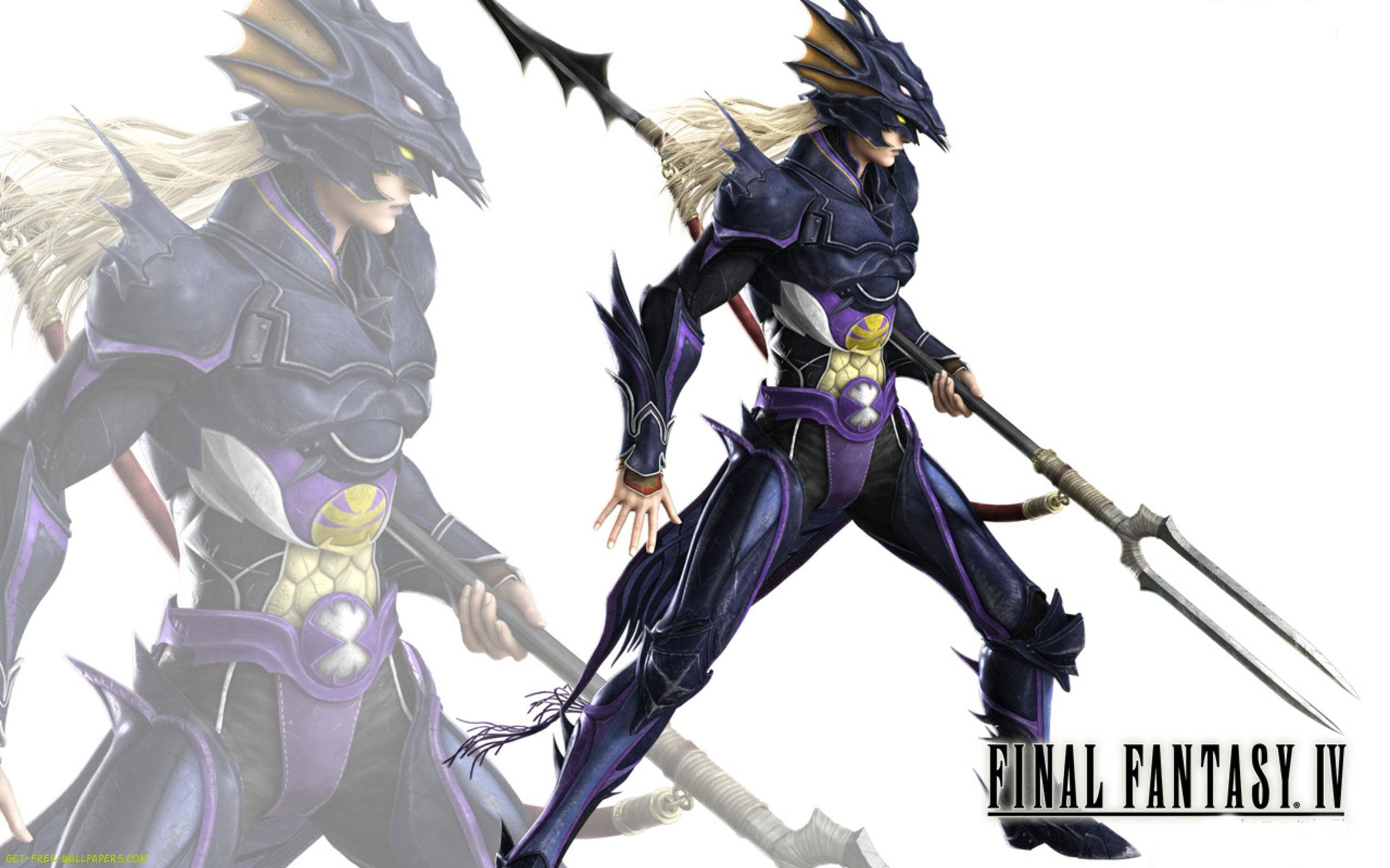 Download Final Fantasy IV Wallpaper