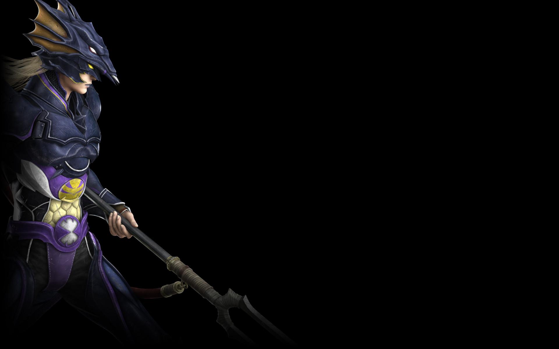 Final Fantasy IV Wallpaper 005 – Kain