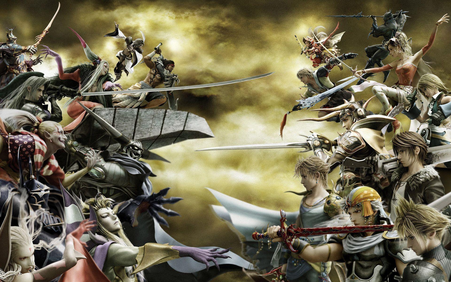 Final Fantasy wallpapers 14330 – Games – Television / Games