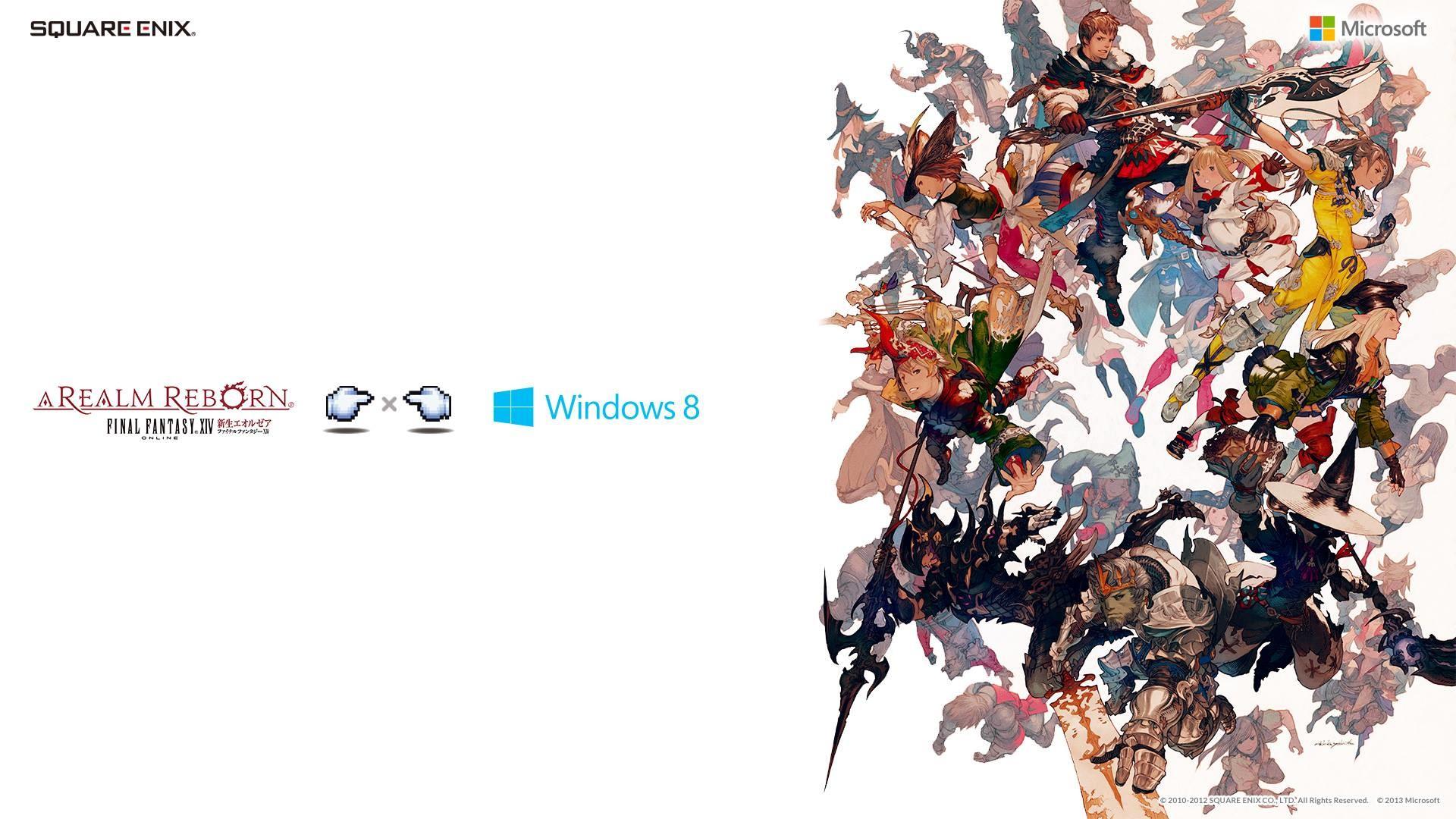 Final Fantasy XIV Wallpapers