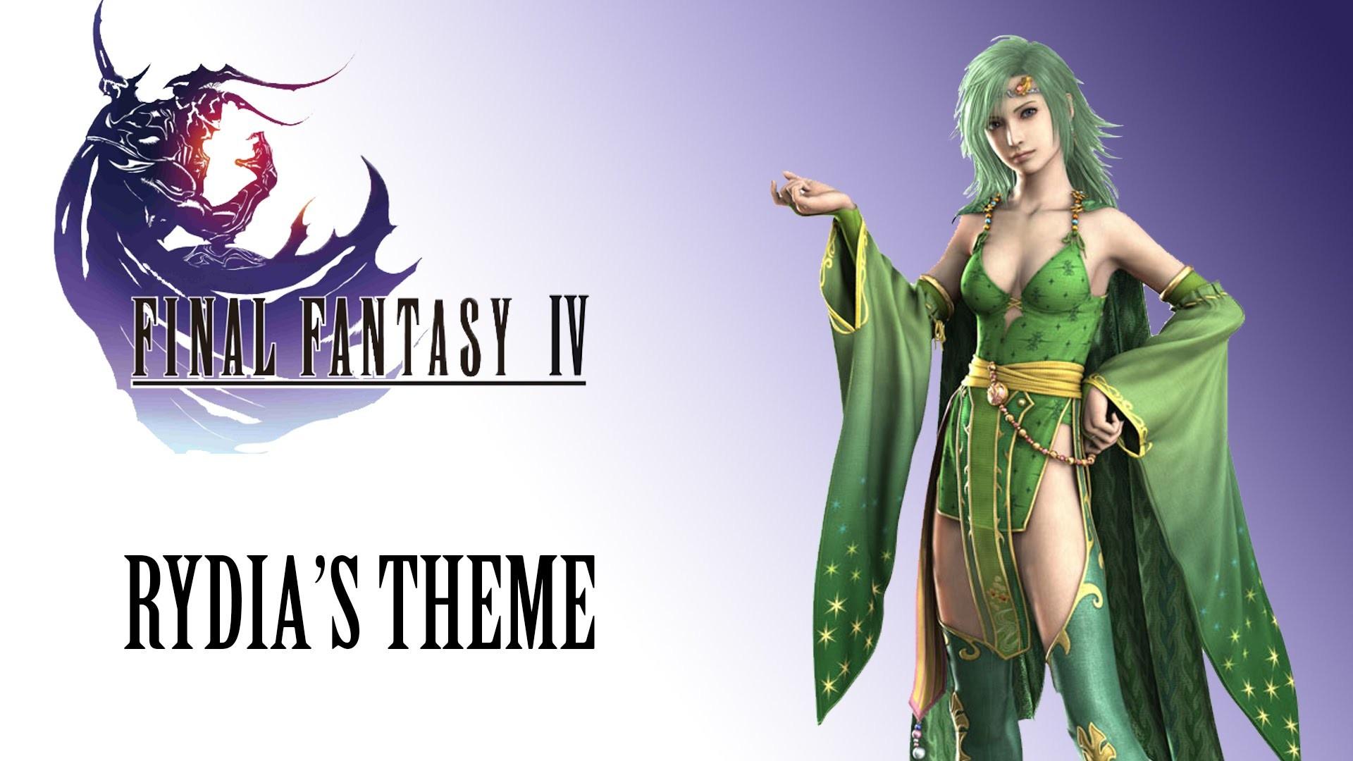 Final Fantasy IV OST Rydia 's Theme