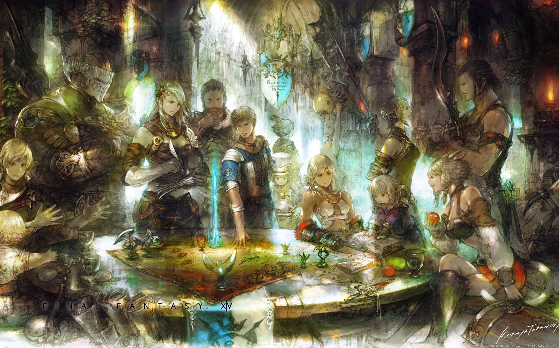Image – XIV Wallpaper 06.jpg | Final Fantasy Wiki | FANDOM powered by Wikia