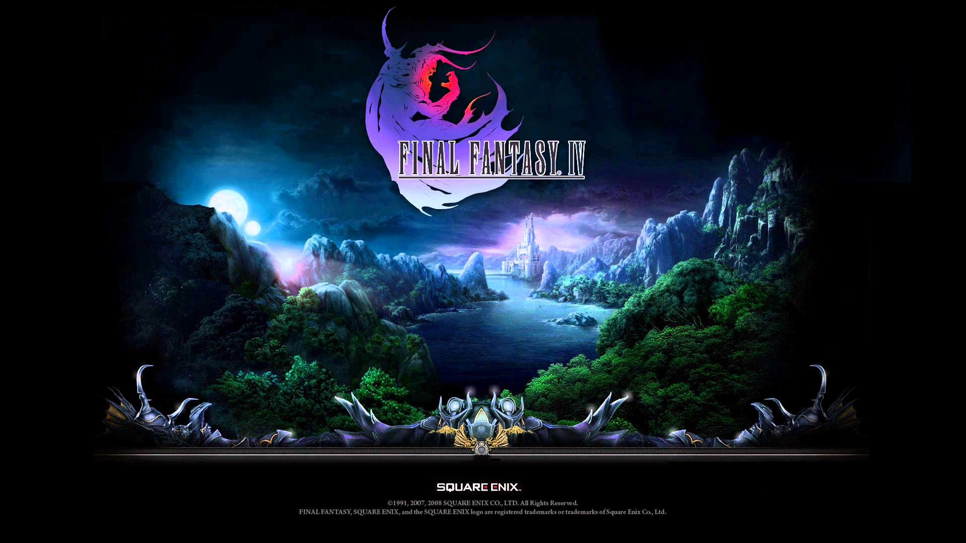 Final Fantasy IV DS OST – Troia ~ Extended