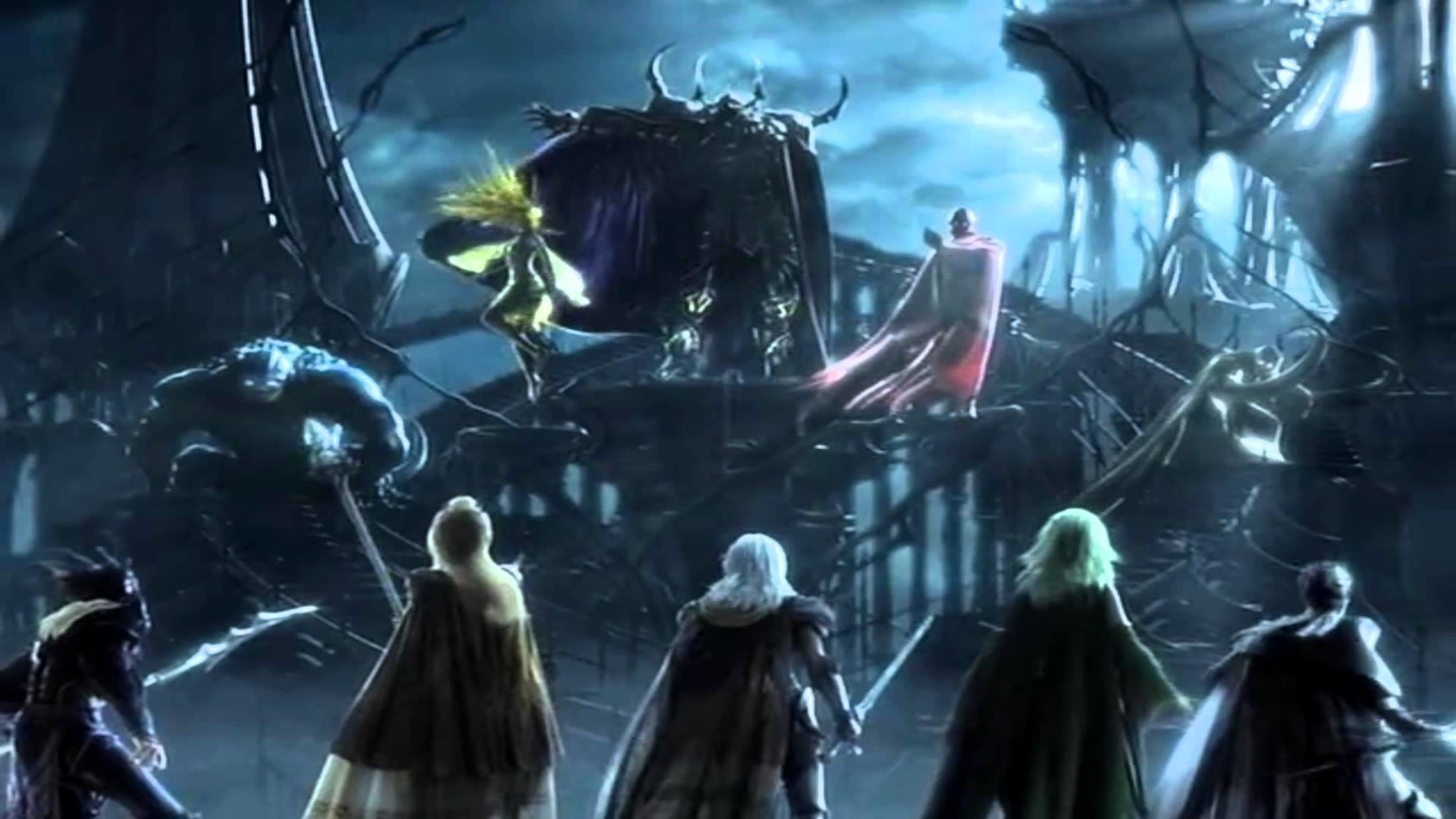 CdV 373: Final Fantasy IV – Battle With The Four Fiends (Versión DS)