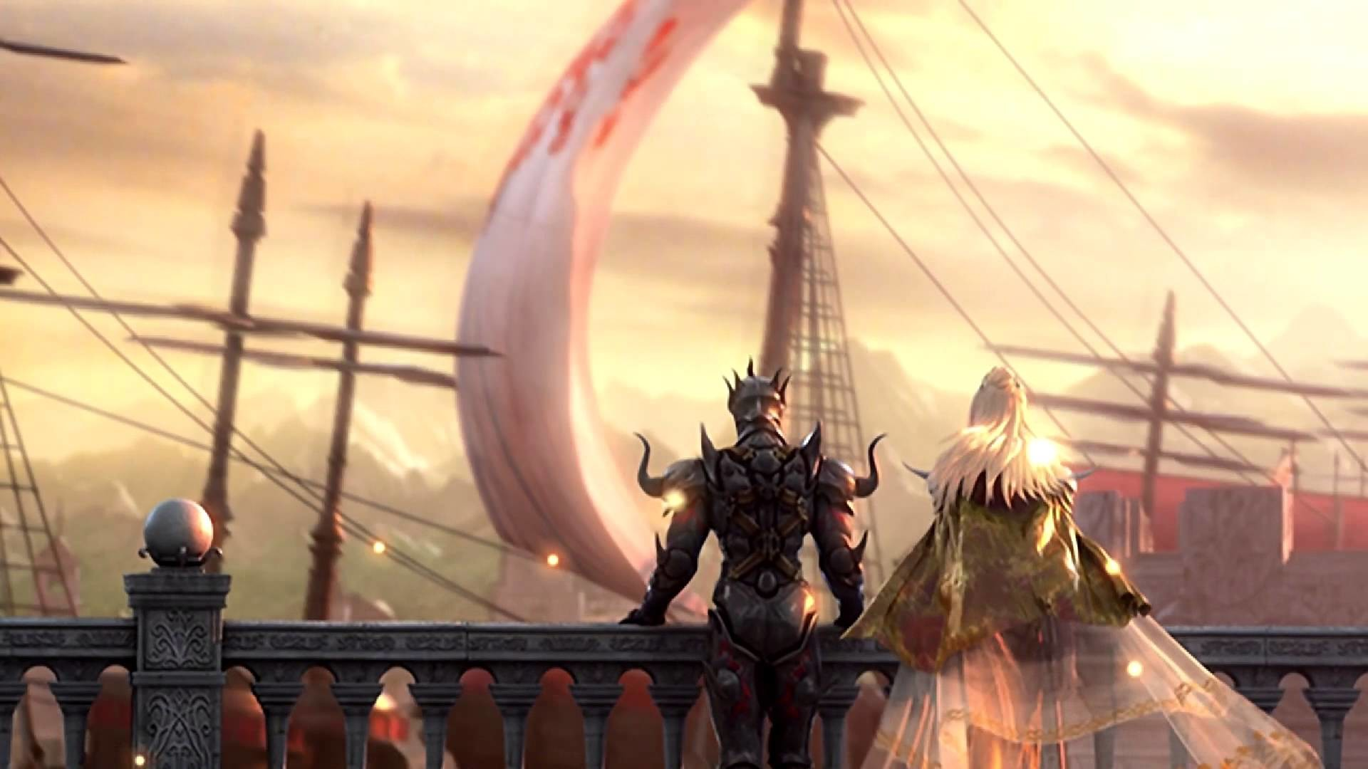 Final Fantasy IV – Opening (PC)