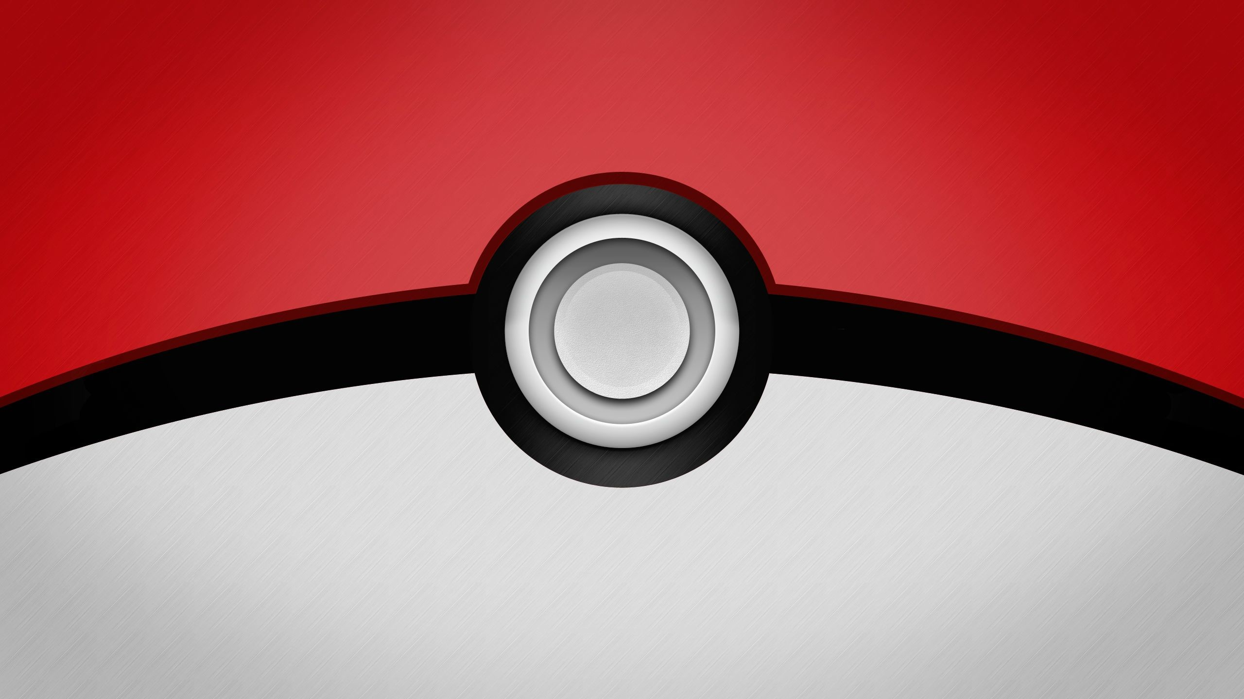 Made this pokeball wallpaper available to download. (X-post from /r/gaming)  …