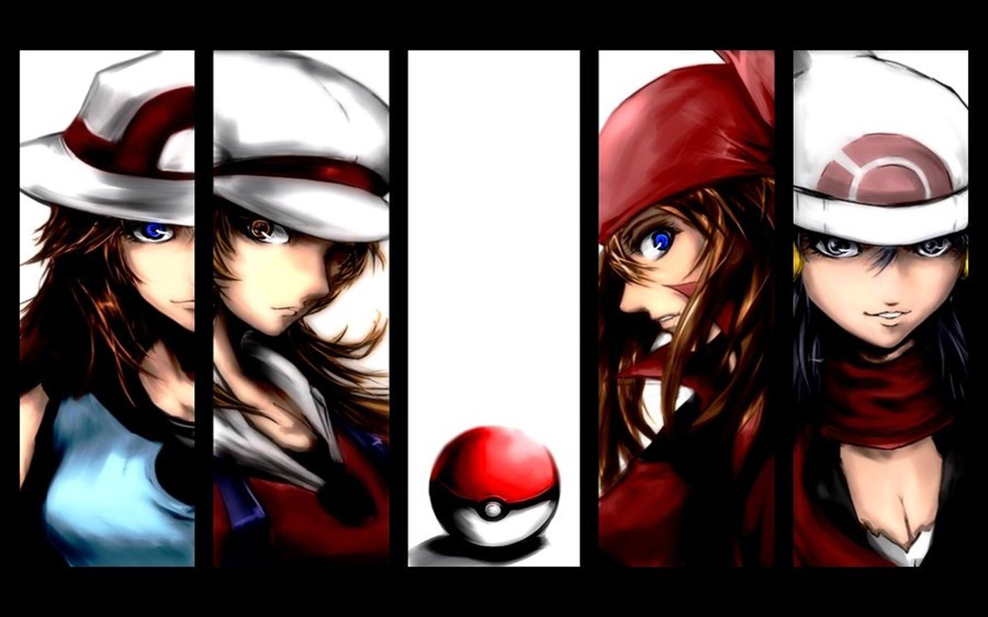 Pokemon Dawn Pokemon May (Pokemon) Pokeball wallpaper