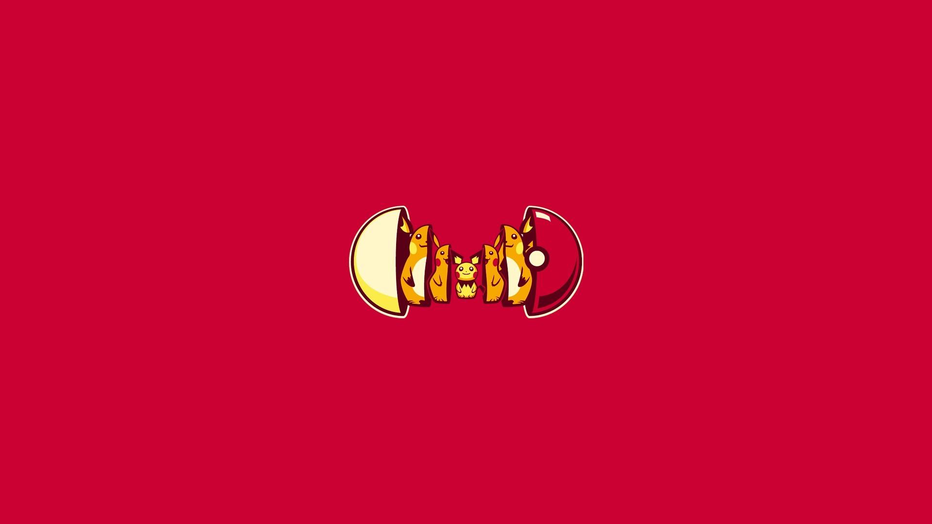 Pokemon Pokeball Pokeball Wallpaper 1920×1080