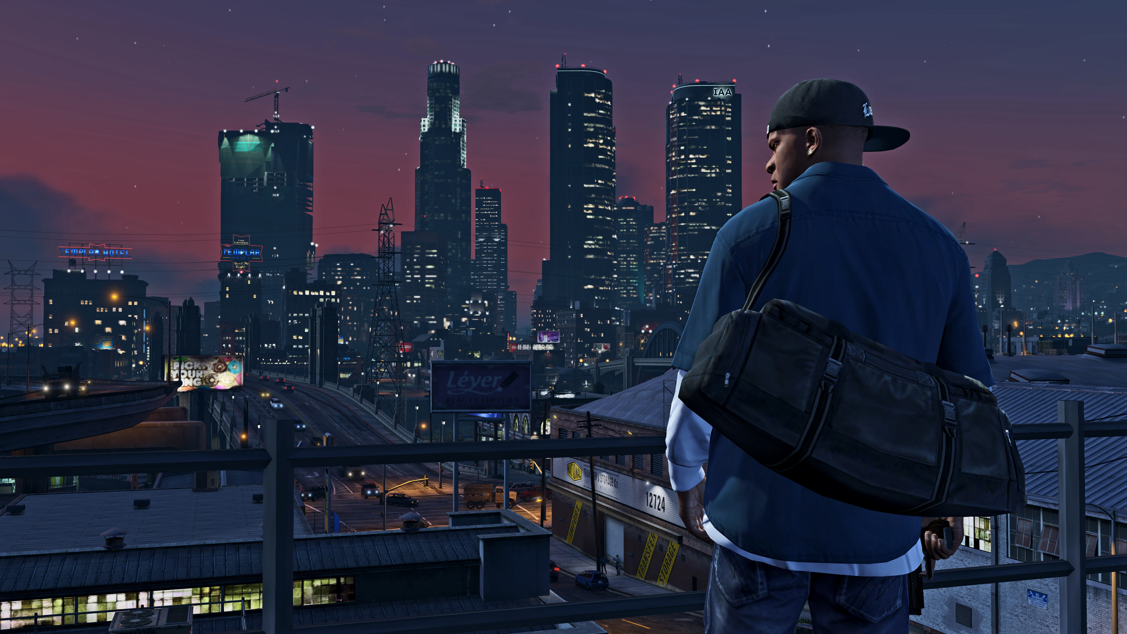 Tags: wallpapers | juego | GTA 5 | grand theft auto 5