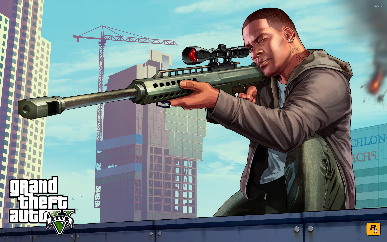 Franklin – Grand Theft Auto V wallpaper jpg